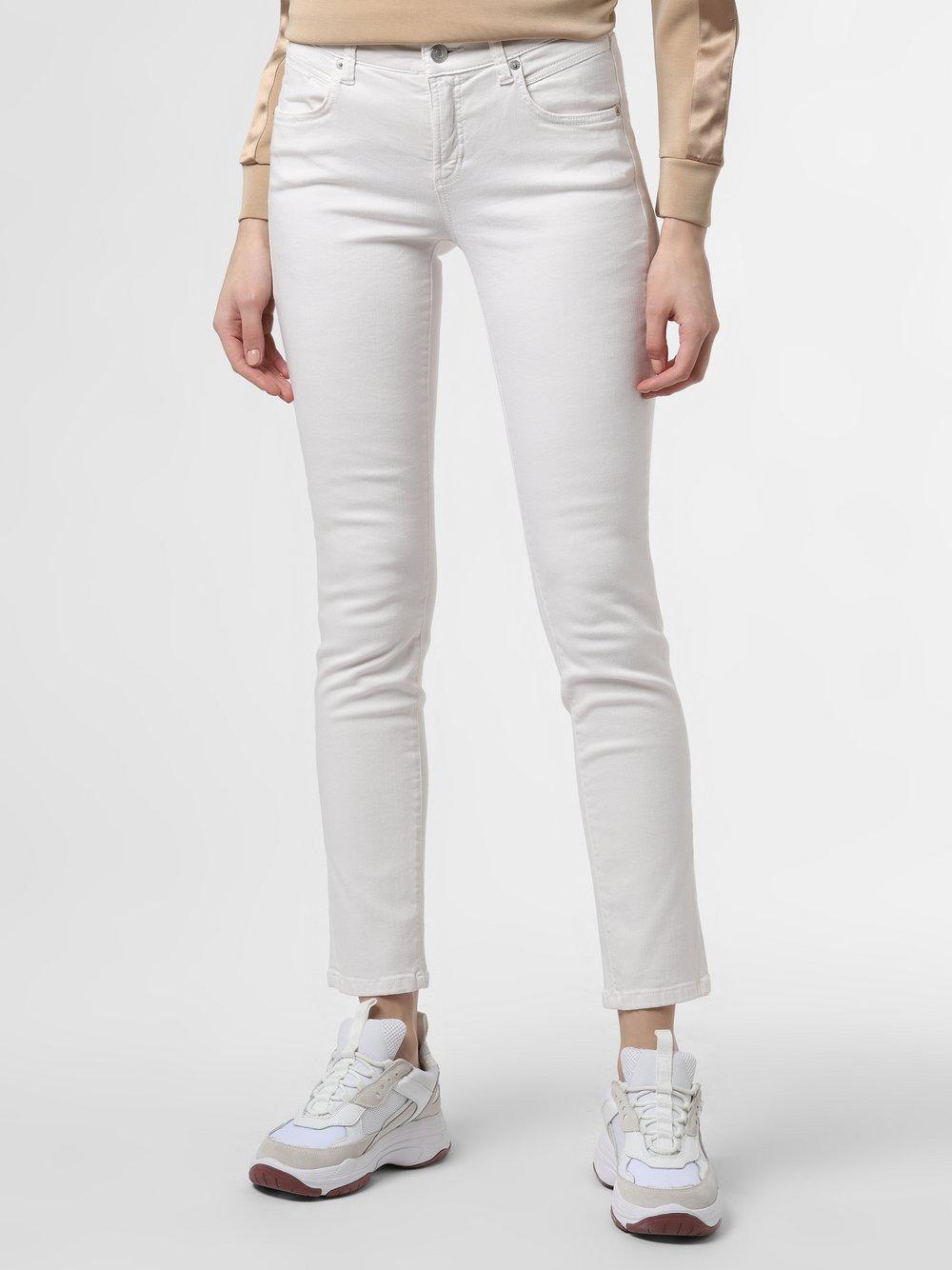 Cambio - Spodnie damskie – Pina, beżowy