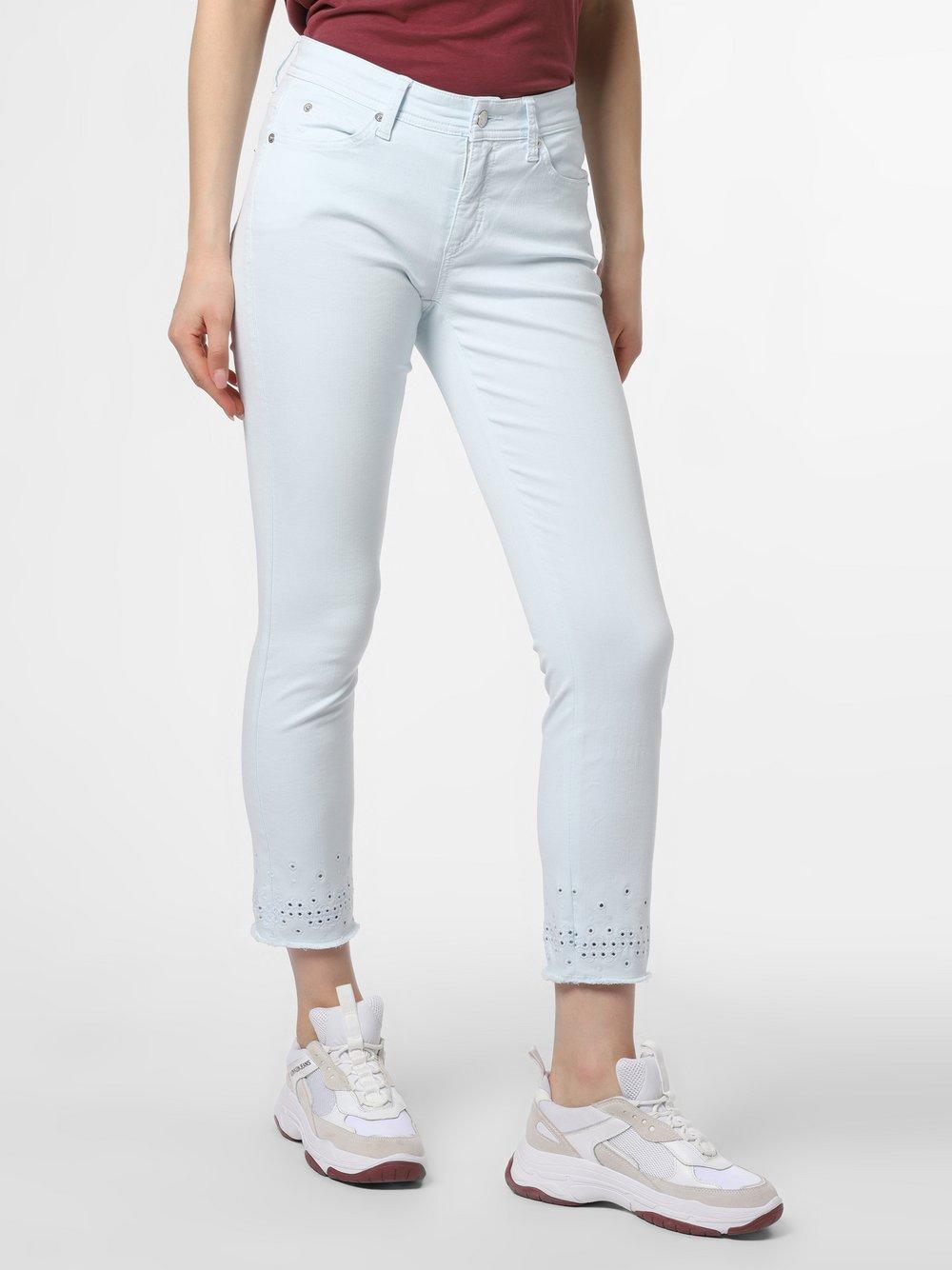 Cambio - Spodnie damskie – Parla, niebieski