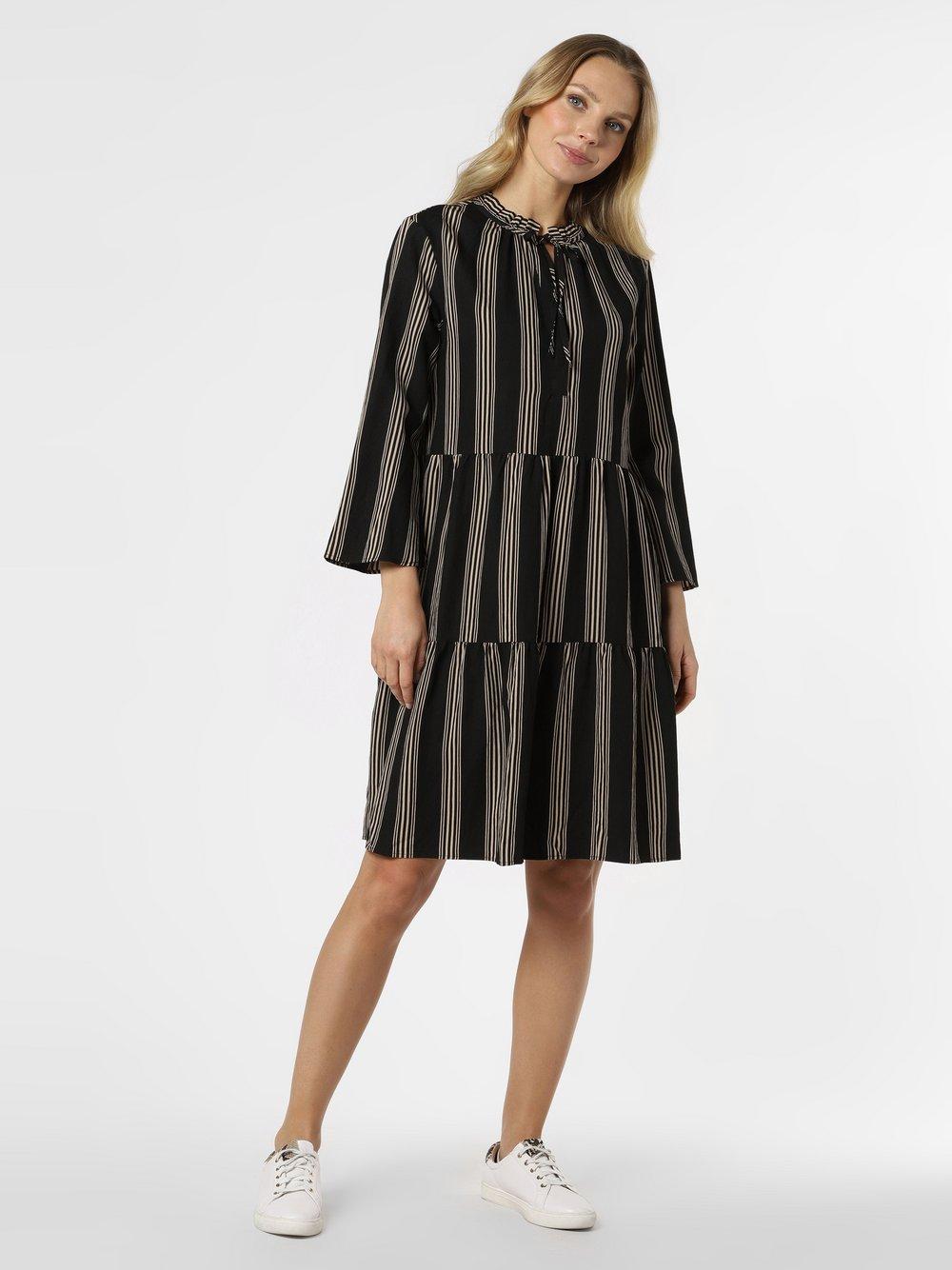0039 Italy - Sukienka damska – Milly, czarny