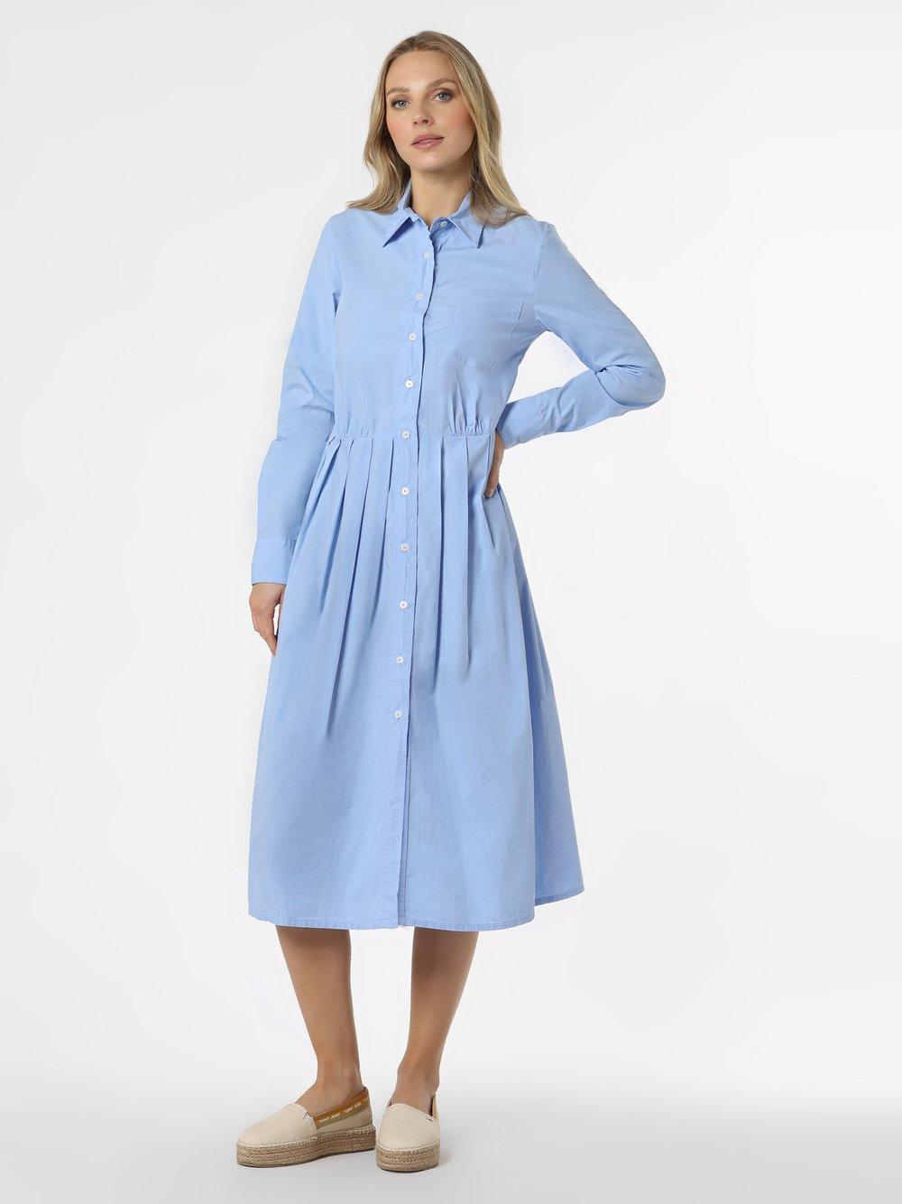 0039 Italy - Sukienka damska – Cayenne, niebieski