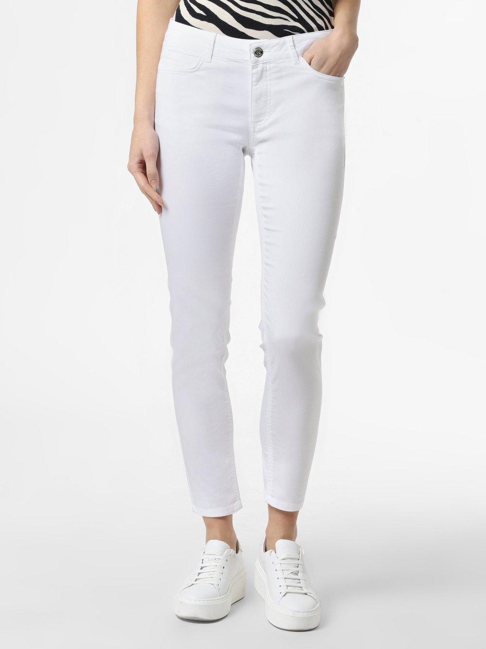 More & More - Spodnie damskie, biały