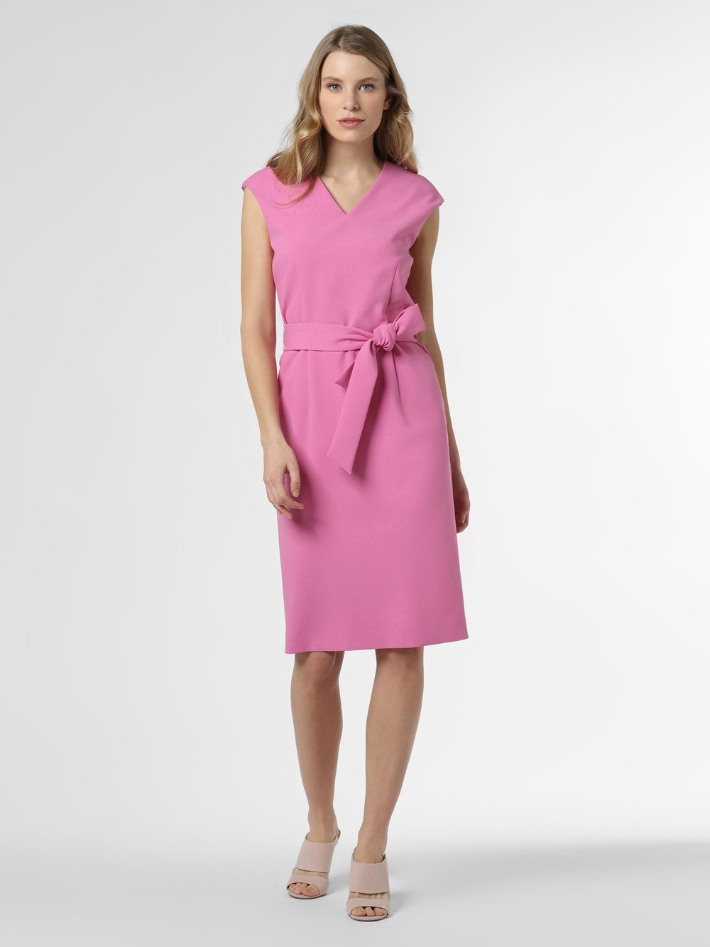 Apriori - Sukienka damska, różowy