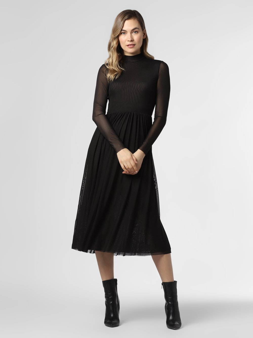 NA-KD - Sukienka damska, czarny