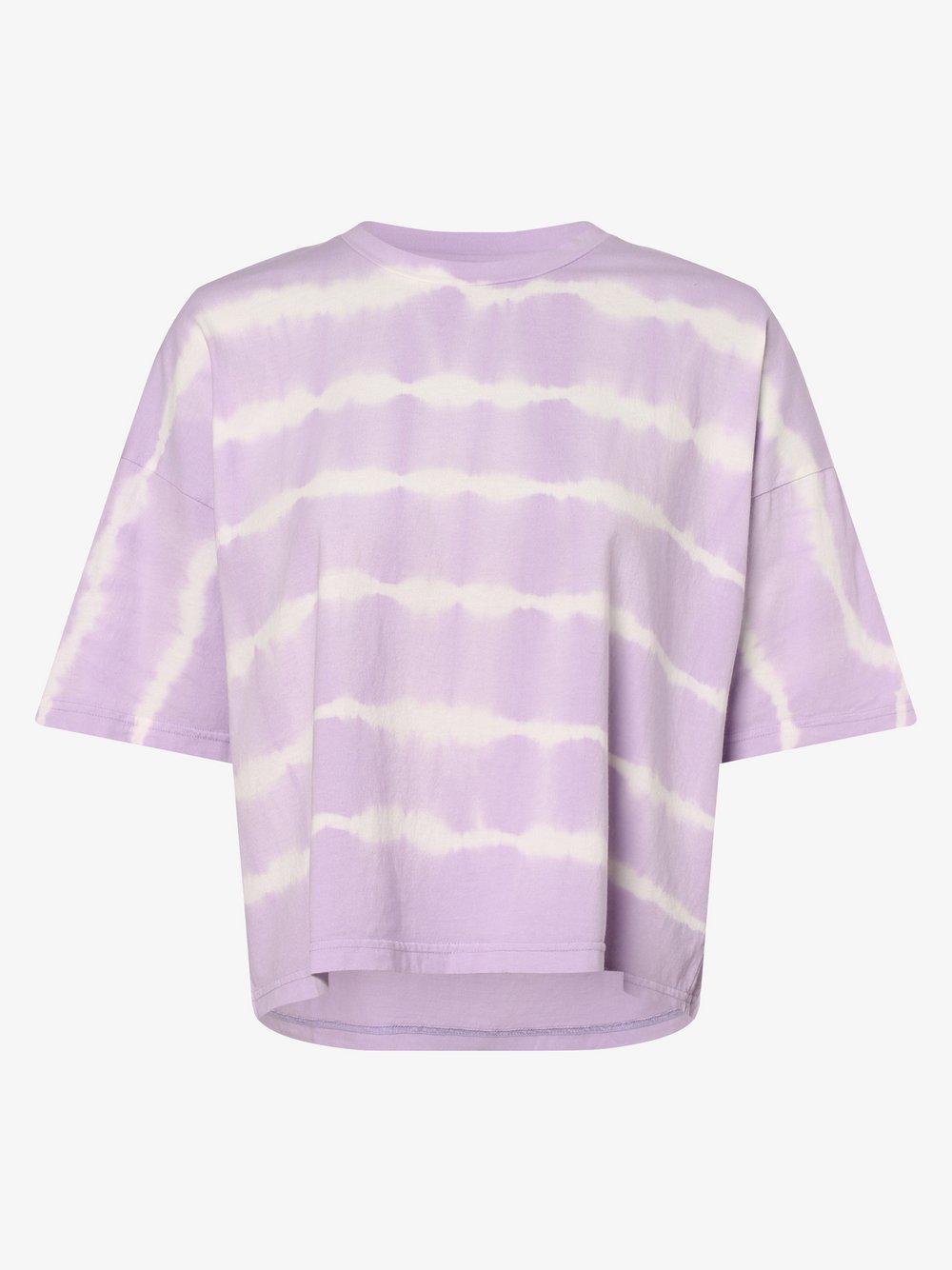 Noisy May - T-shirt damski – Buster, lila