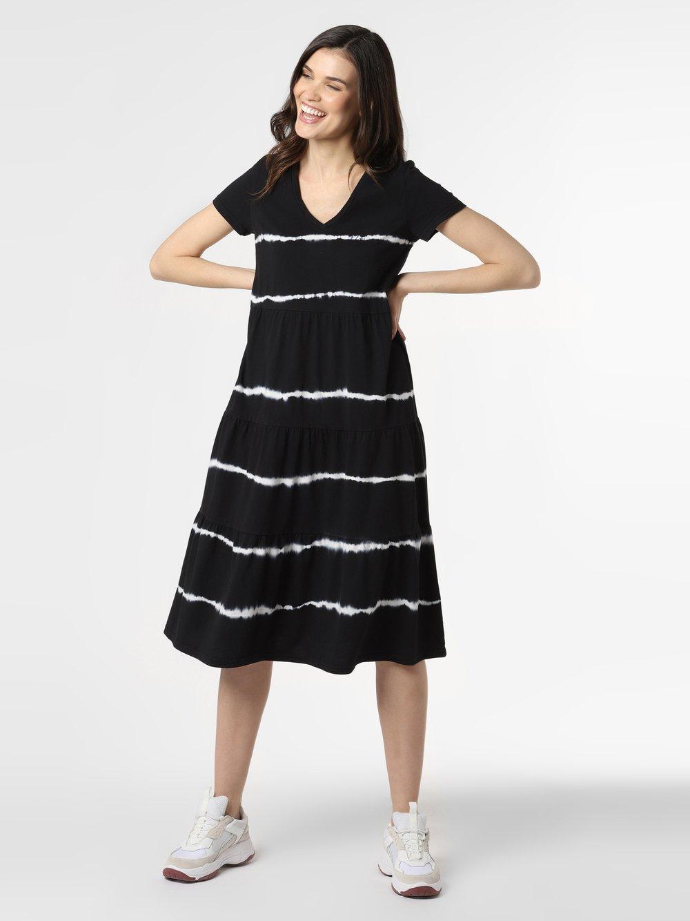 Noisy May - Sukienka damska – Buster, czarny