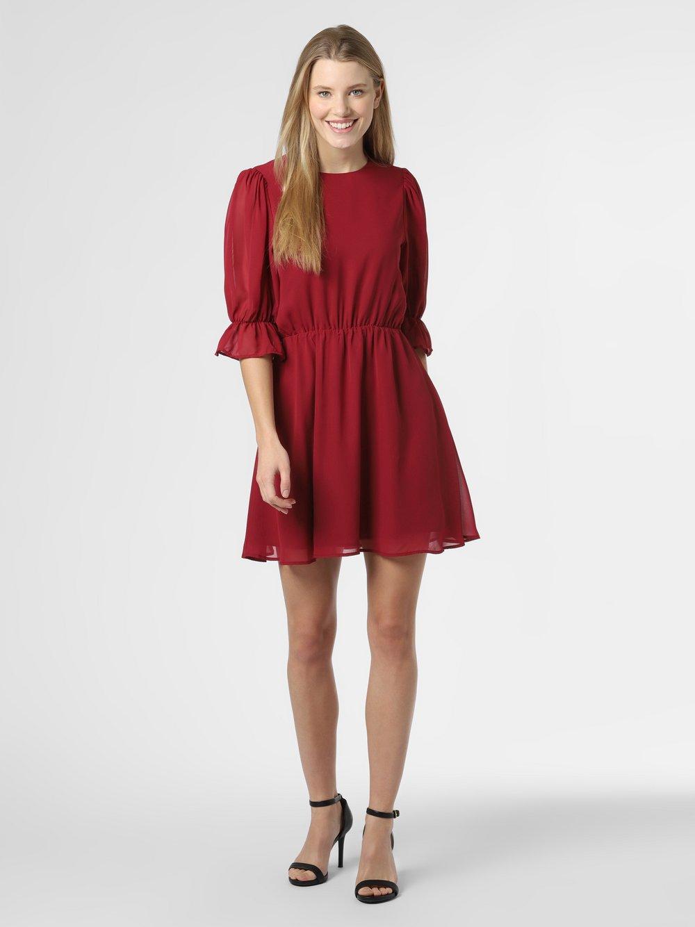 NA-KD - Sukienka damska, czerwony