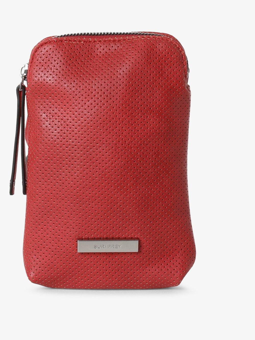 Suri Frey - Damska torba na ramię – Franzy, czerwony