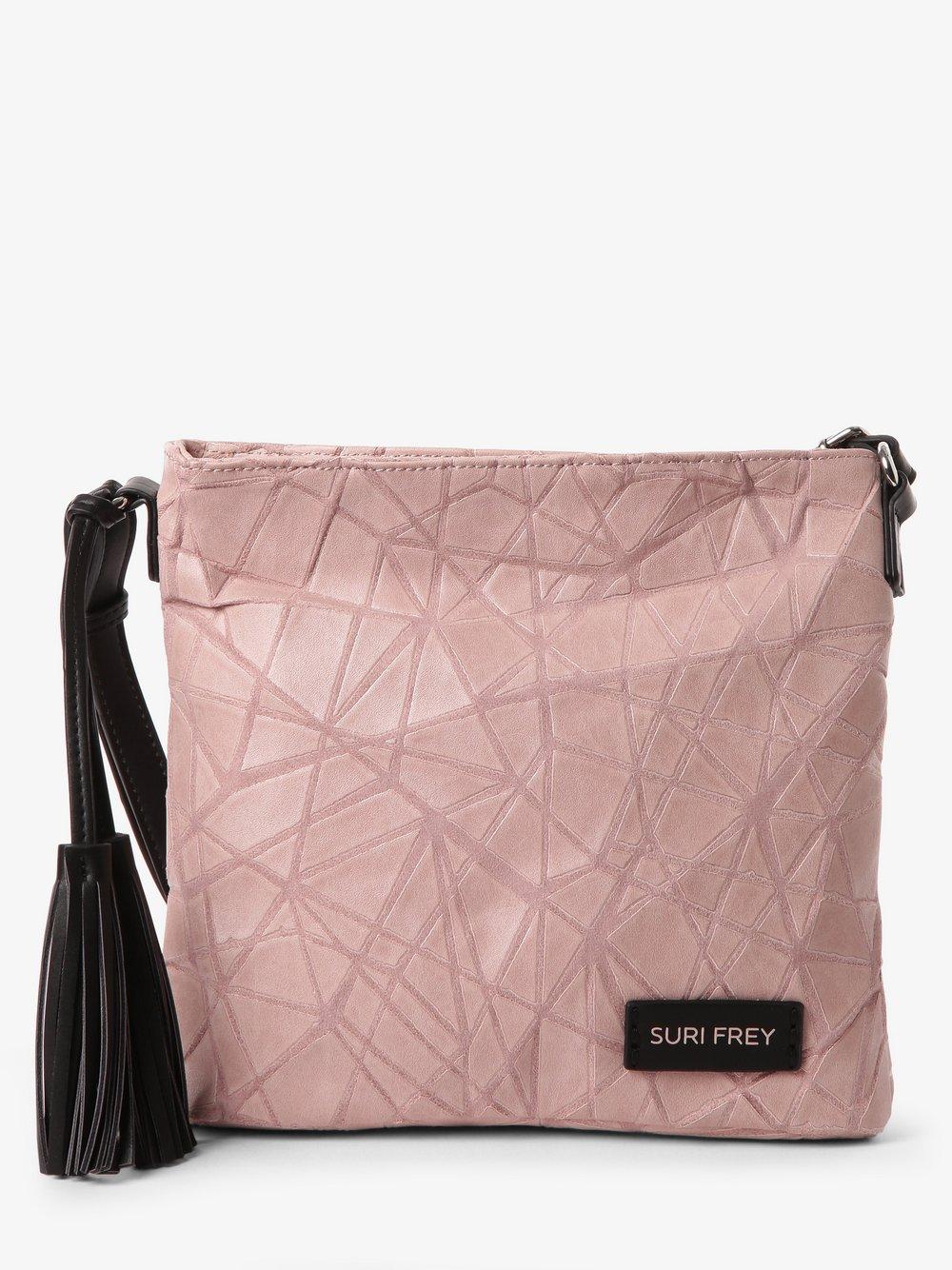 Suri Frey - Damska torba na ramię – Kimmy, różowy