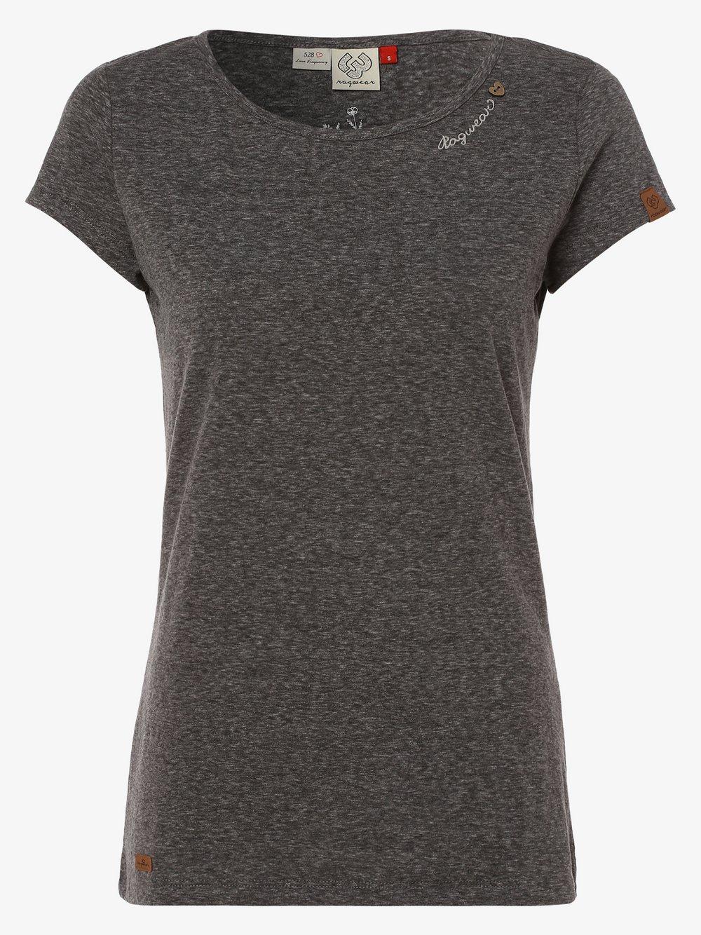 Ragwear - T-shirt damski – Mint, szary