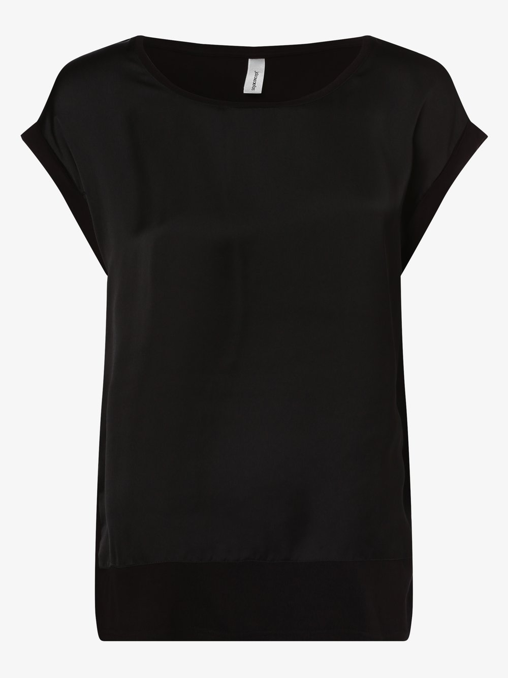 soyaconcept® - Koszulka damska – SC-Thilde 6, czarny