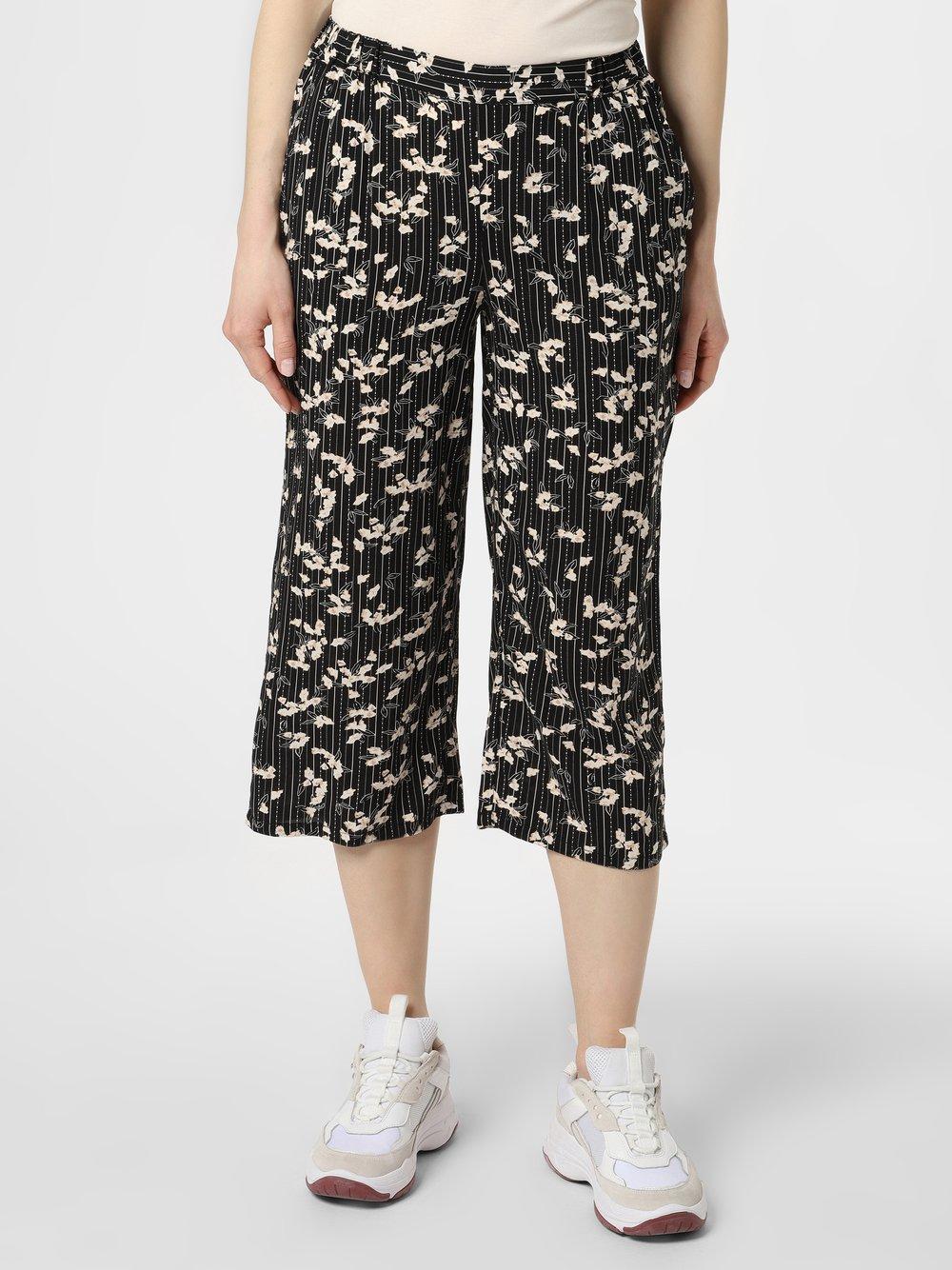 soyaconcept® - Spodnie damskie – SC-Ohio 3-B, czarny
