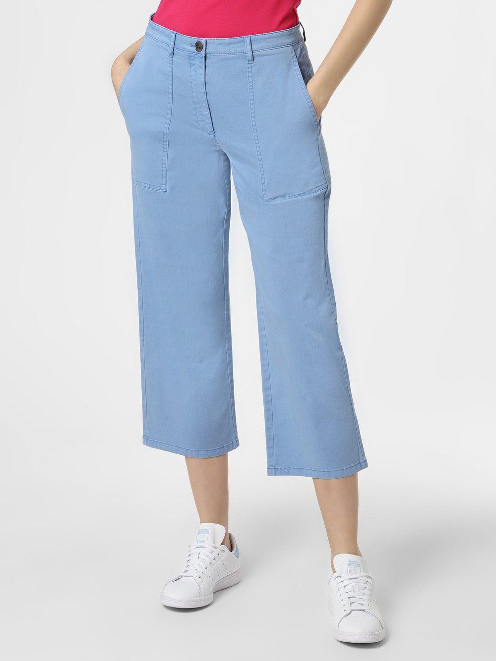 Marc O'Polo - Spodnie damskie, niebieski