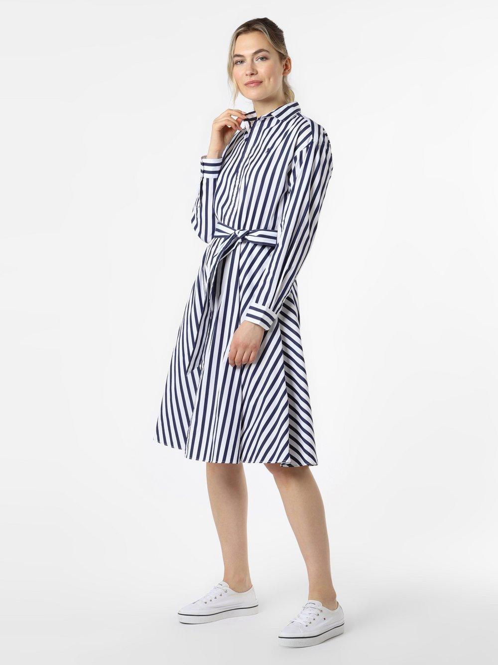 Polo Ralph Lauren - Sukienka damska, niebieski