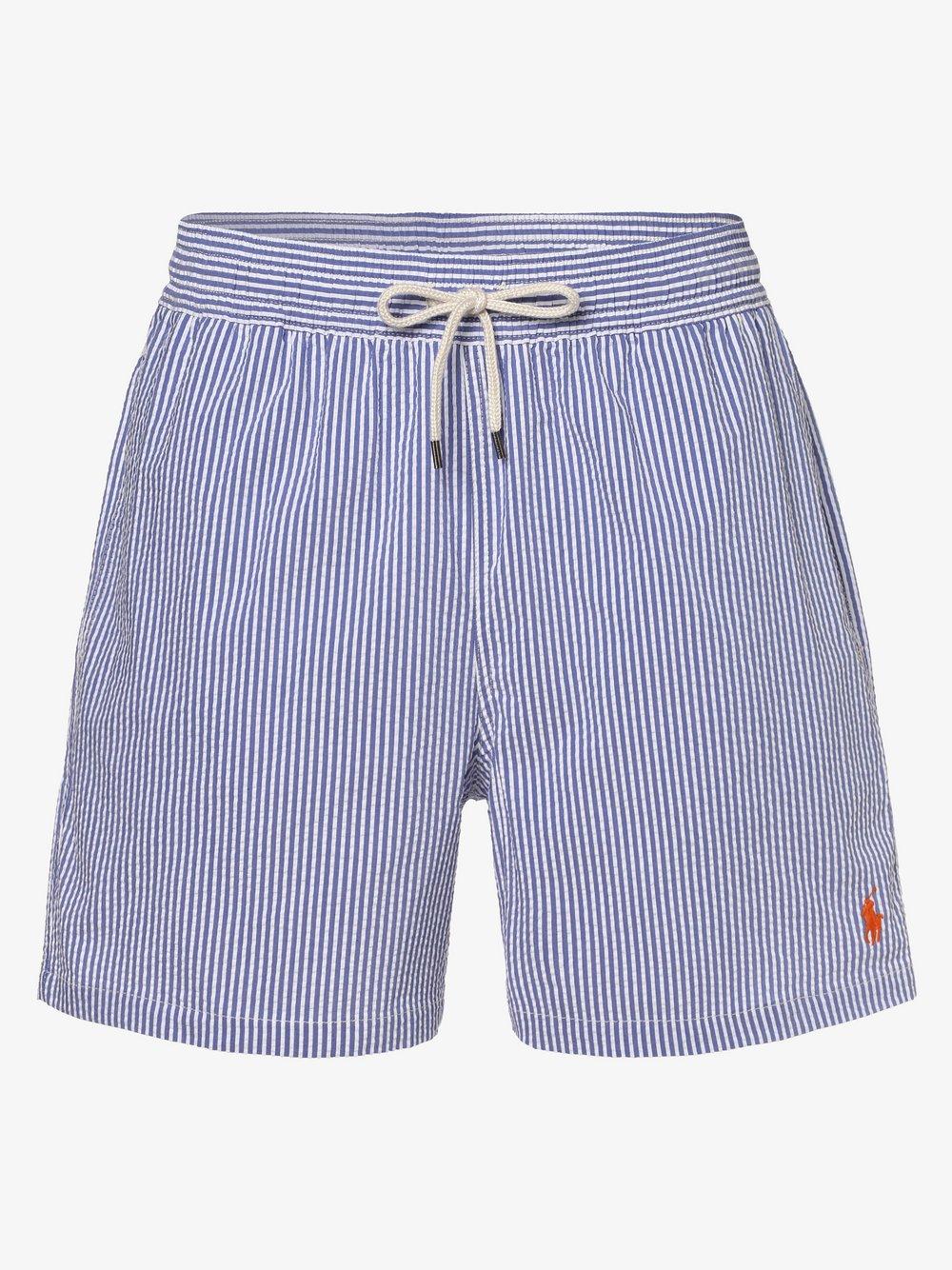 Polo Ralph Lauren - Męskie spodenki kąpielowe, niebieski