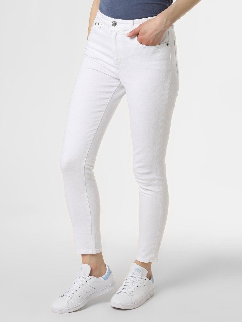 Lauren Ralph Lauren - Jeansy damskie, biały