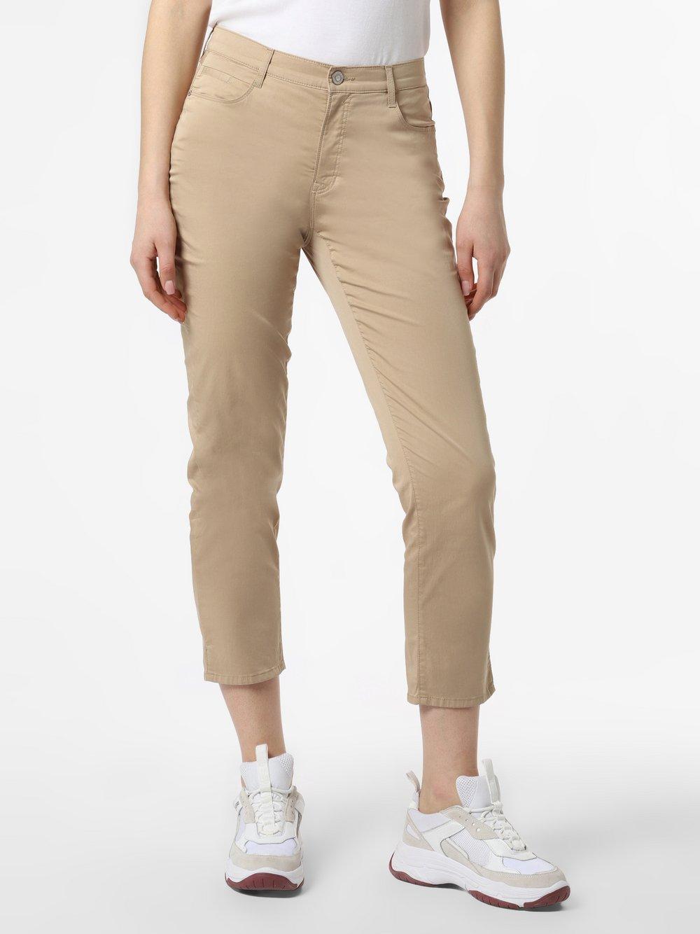 BRAX - Spodnie damskie – Mary S, beżowy