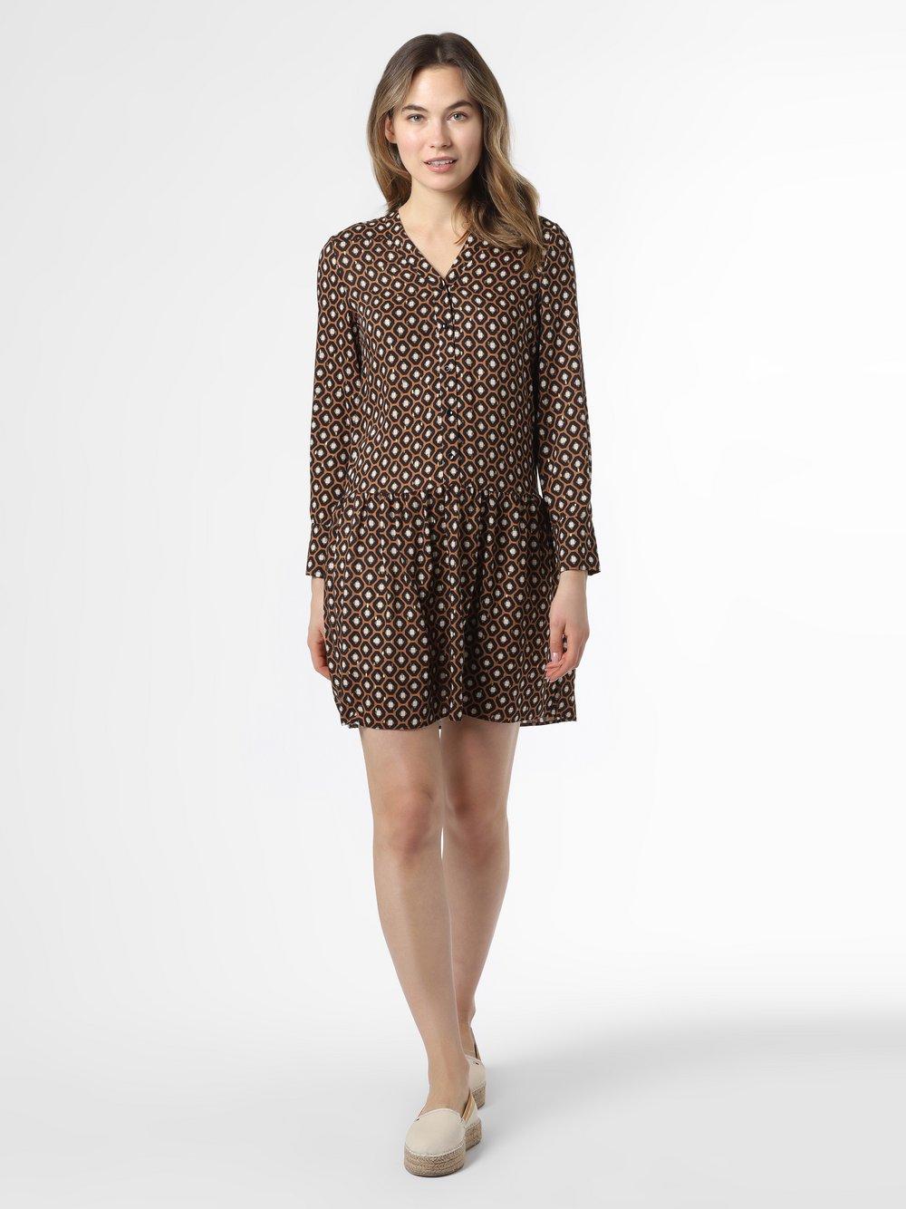 Apriori - Sukienka damska, brązowy