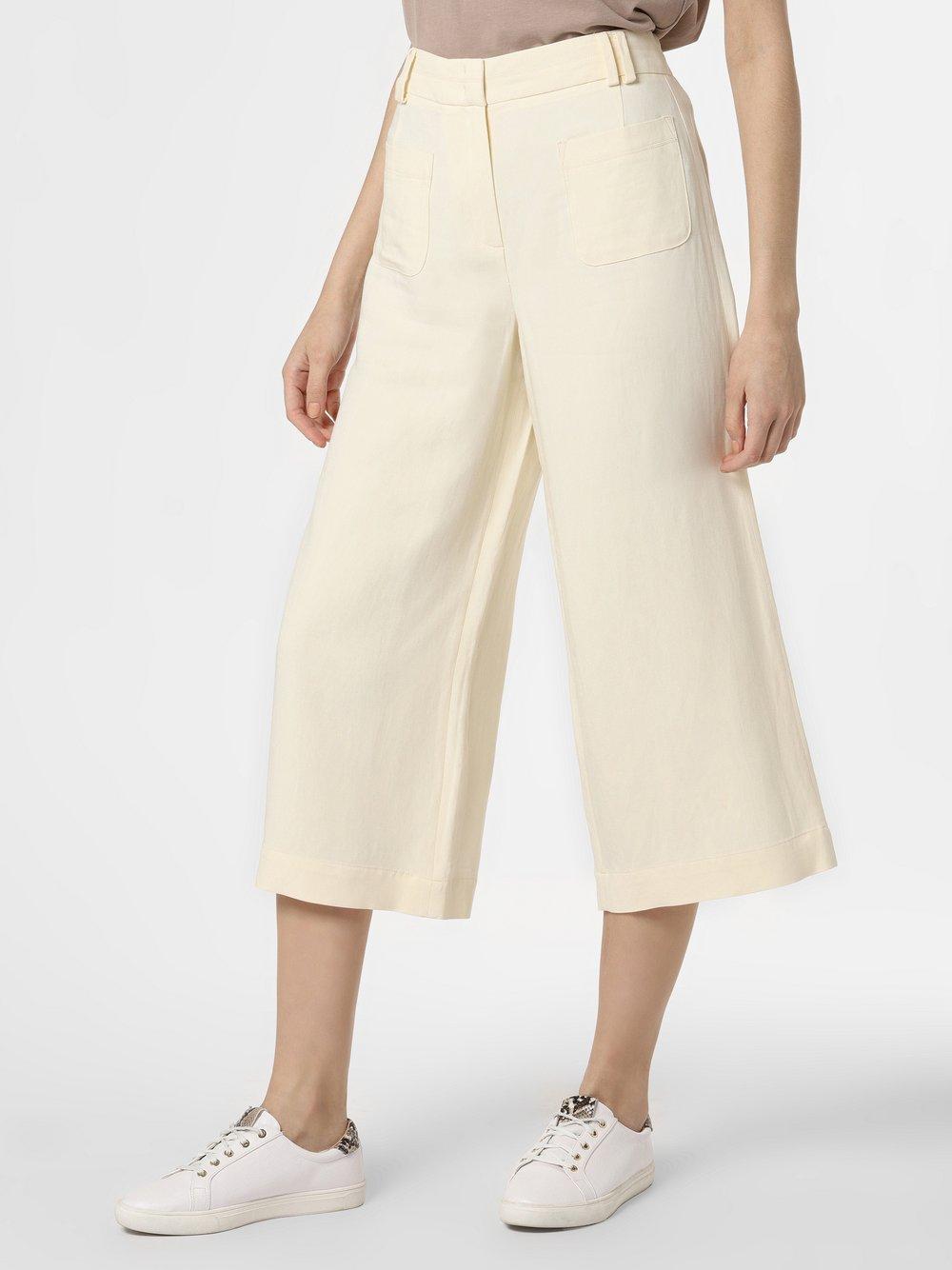 More & More - Spodnie damskie, żółty