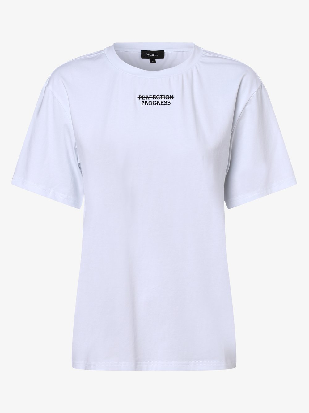 Aygill's - T-shirt damski, biały