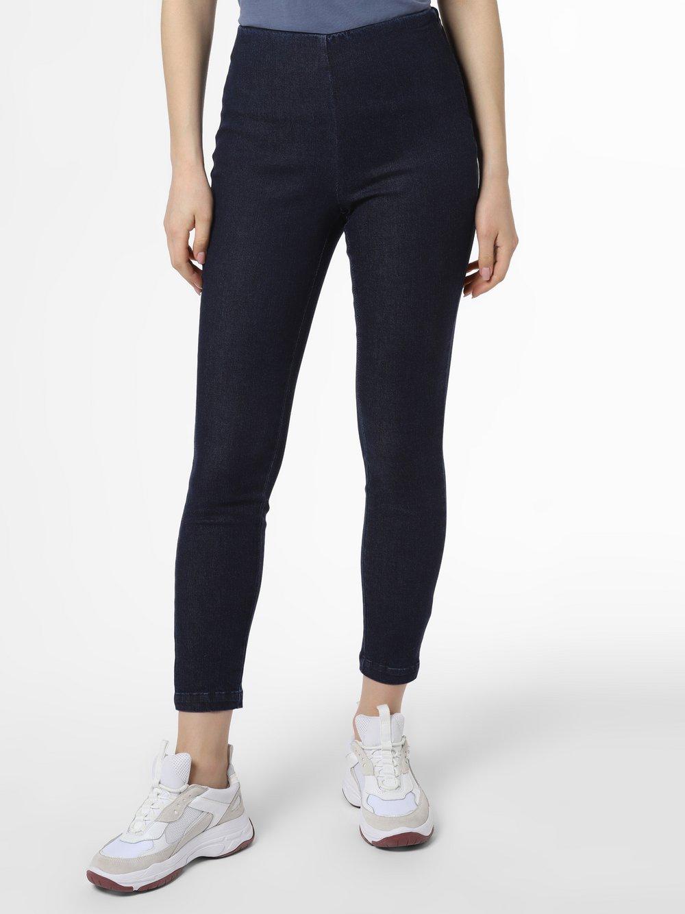 DKNY - Spodnie damskie, niebieski
