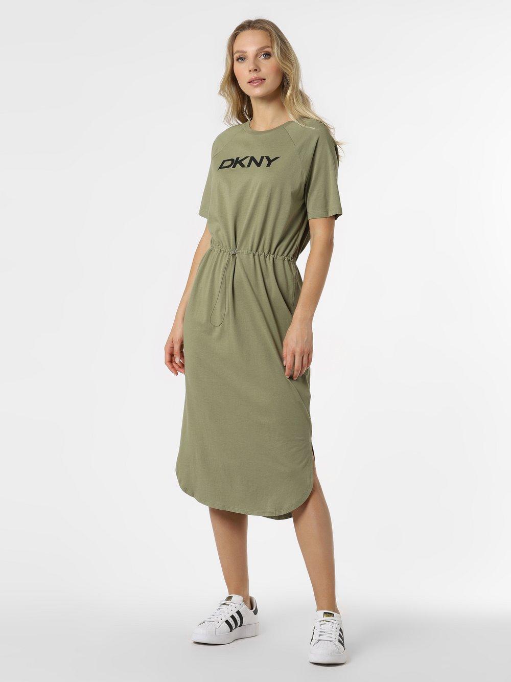 DKNY - Sukienka damska, zielony