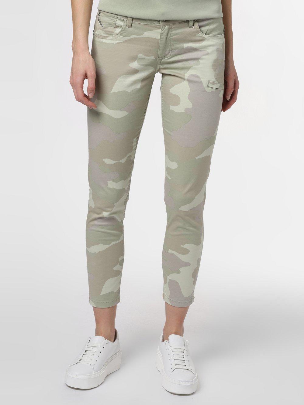 Blue Fire - Spodnie damskie – Chloe, zielony
