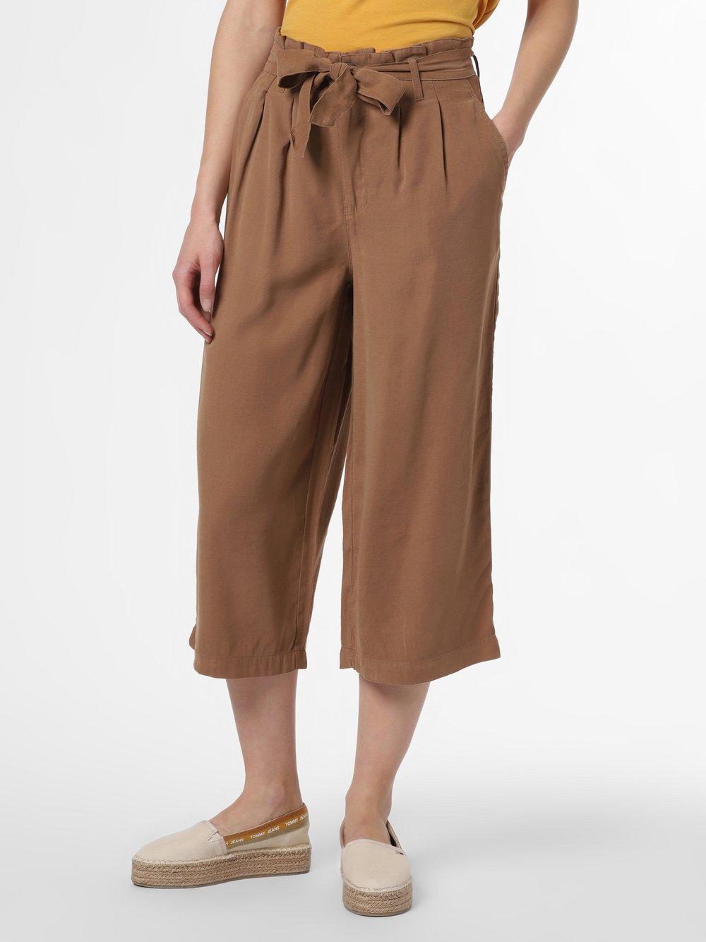 ONLY - Spodnie damskie – ONLAminta-Aris, beżowy