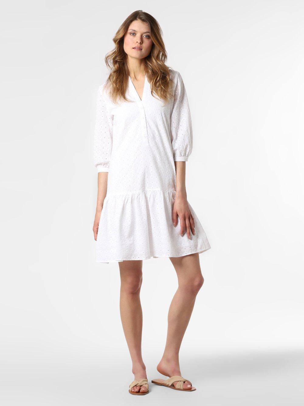 Esprit Casual - Sukienka damska, biały