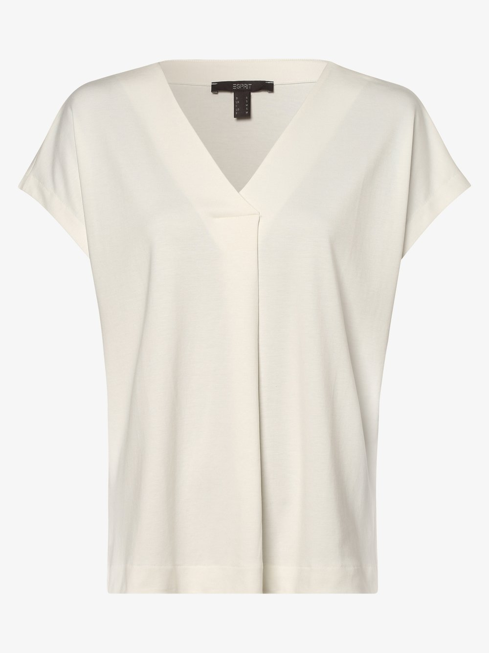 Esprit Collection - Koszulka damska, beżowy