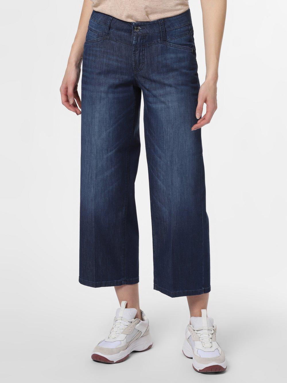 Cambio - Spodnie damskie – Casey, niebieski
