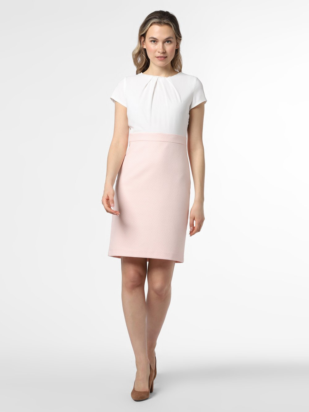 s.Oliver BLACK LABEL - Sukienka damska, różowy