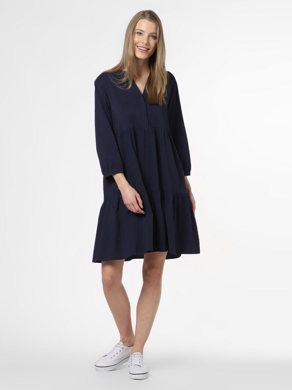 Marie Lund - Sukienka damska, niebieski