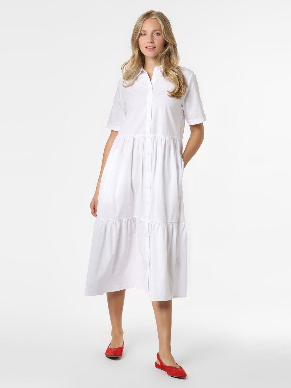 Marie Lund - Sukienka damska, biały