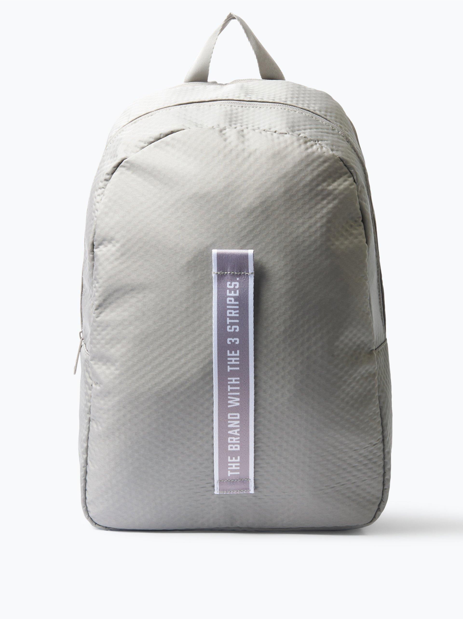 adidas originals damen rucksack grau uni online kaufen. Black Bedroom Furniture Sets. Home Design Ideas