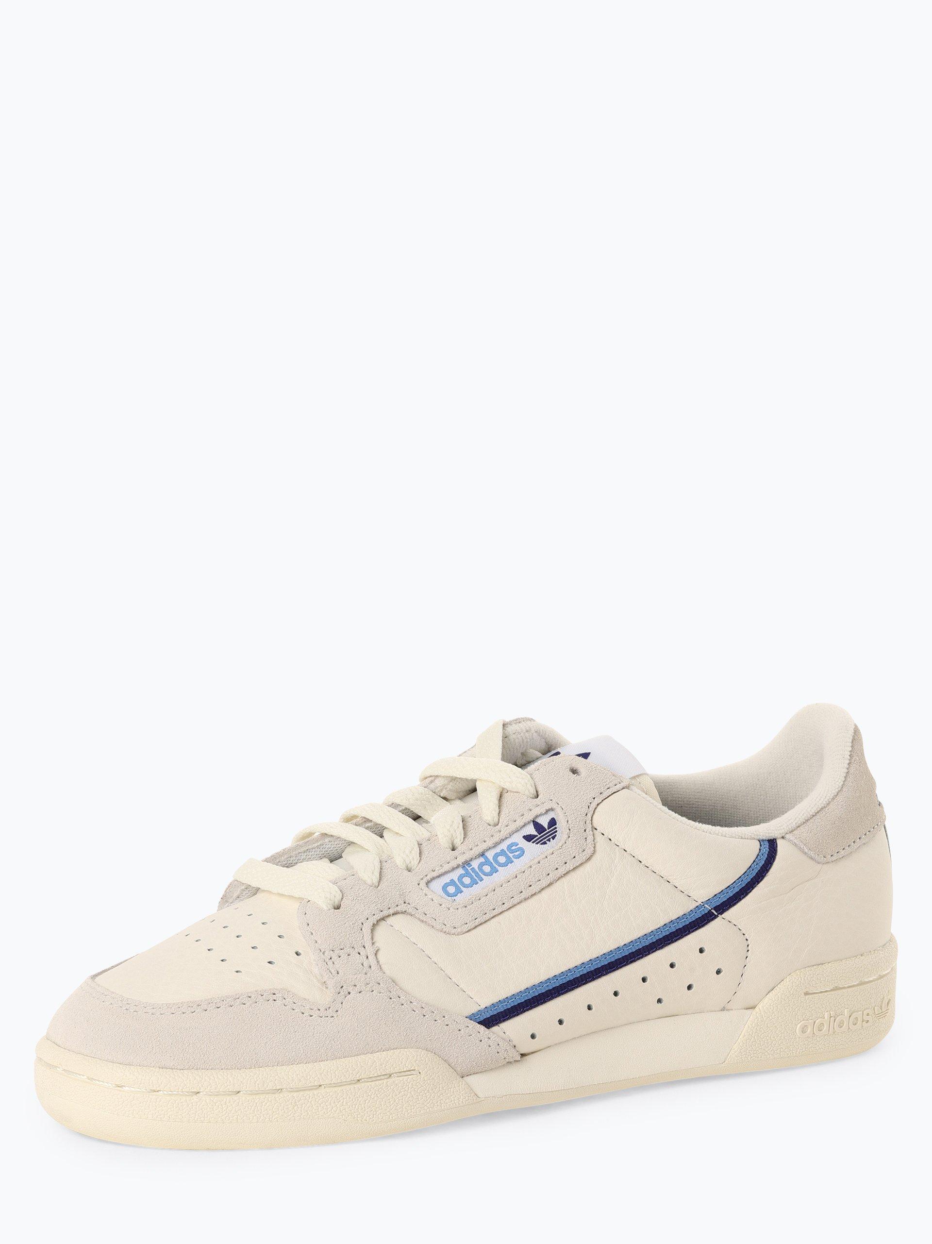 adidas Originals Damen Sneaker aus Leder - Continental 80 W