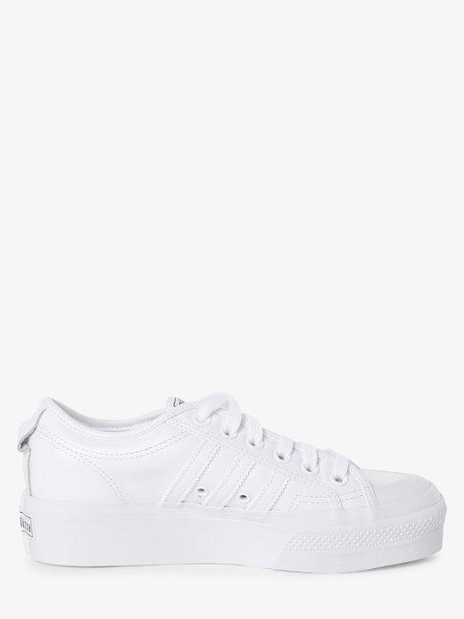 Centímetro fragmento ordenar  adidas Originals Damen Sneaker aus Leder - Nizza Platform online kaufen |  VANGRAAF.COM