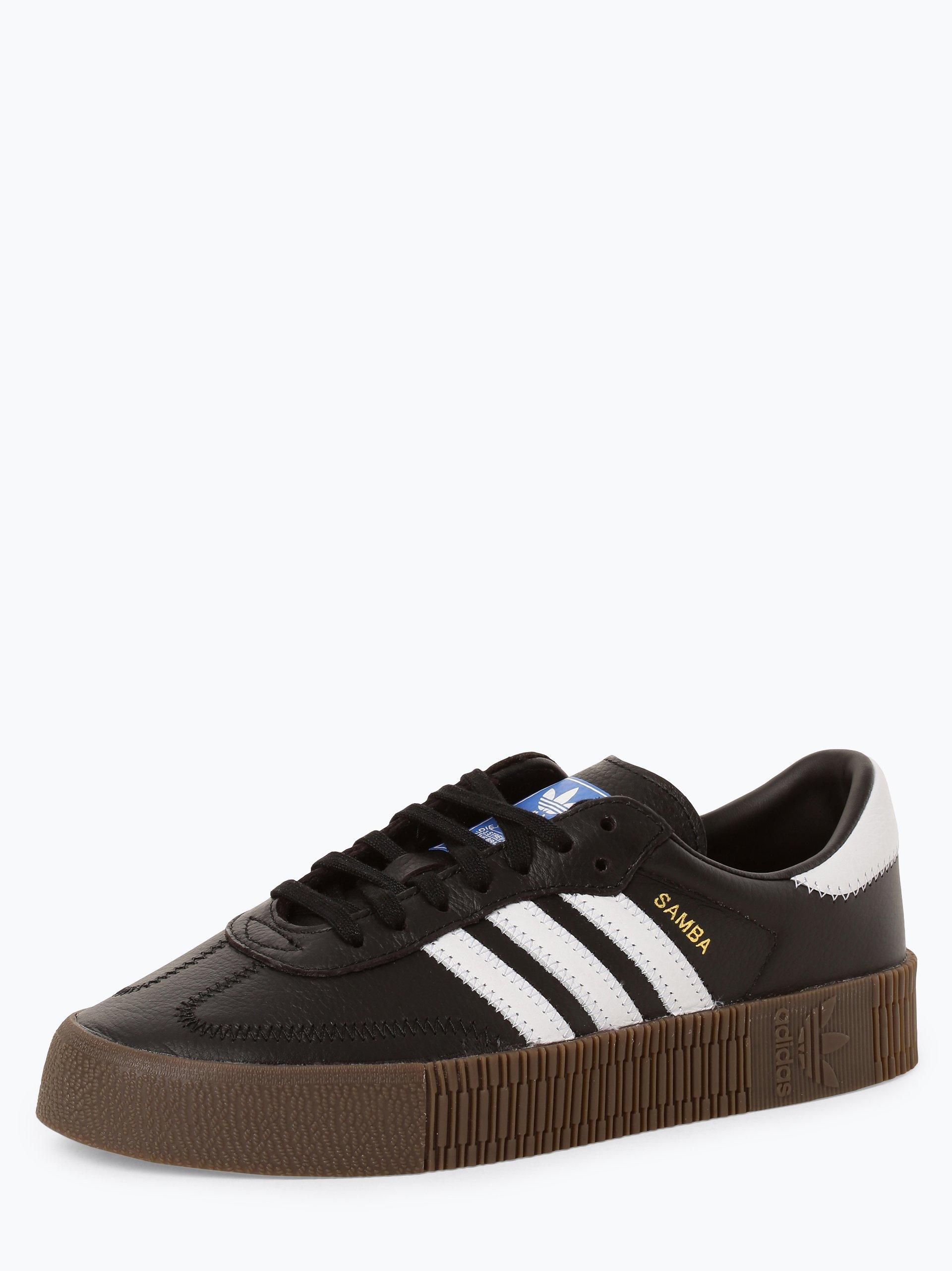 adidas Originals Damen Sneaker aus Leder - Sambarose