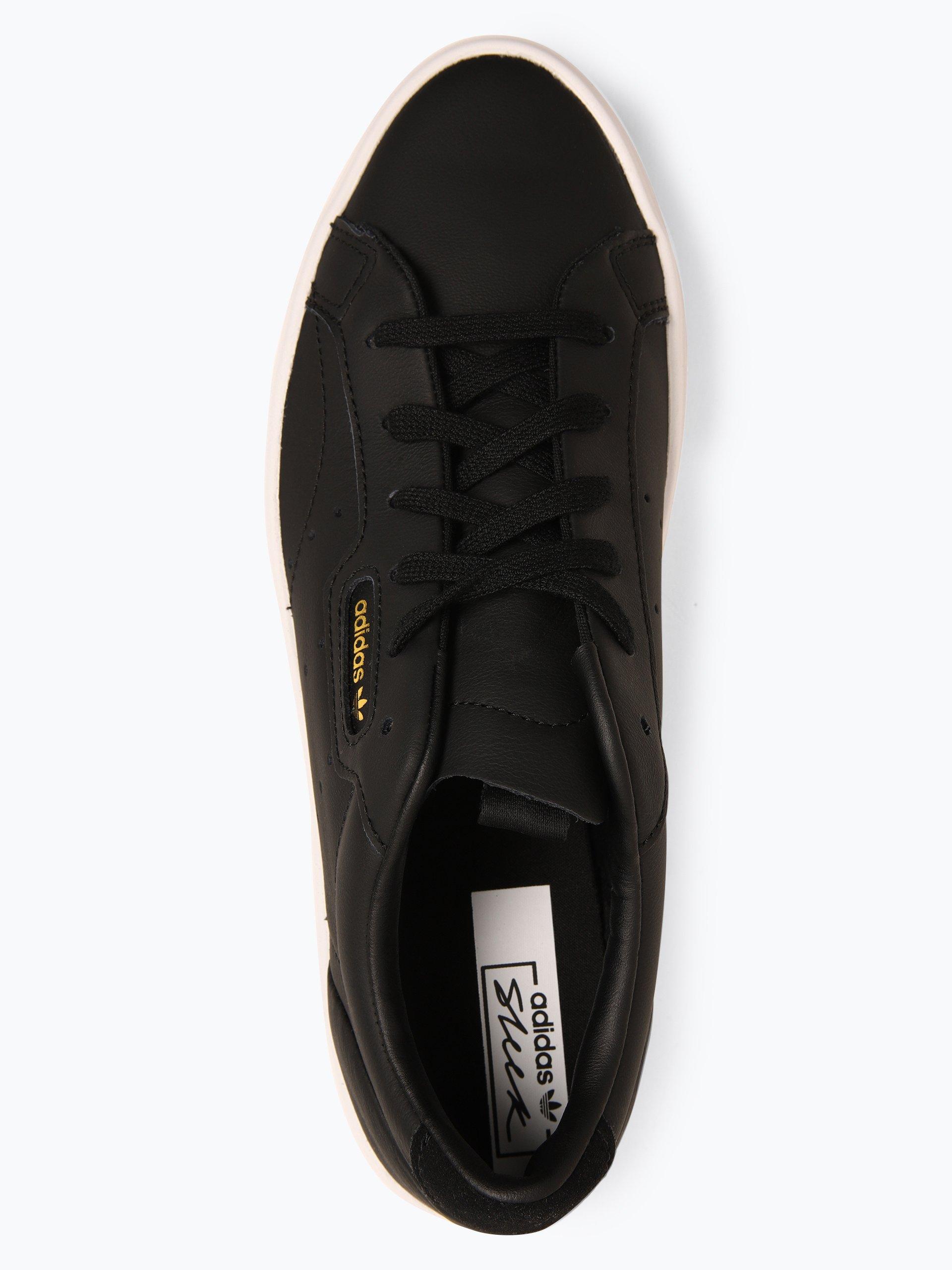 adidas Originals Damen Sneaker aus Leder - Sleek W