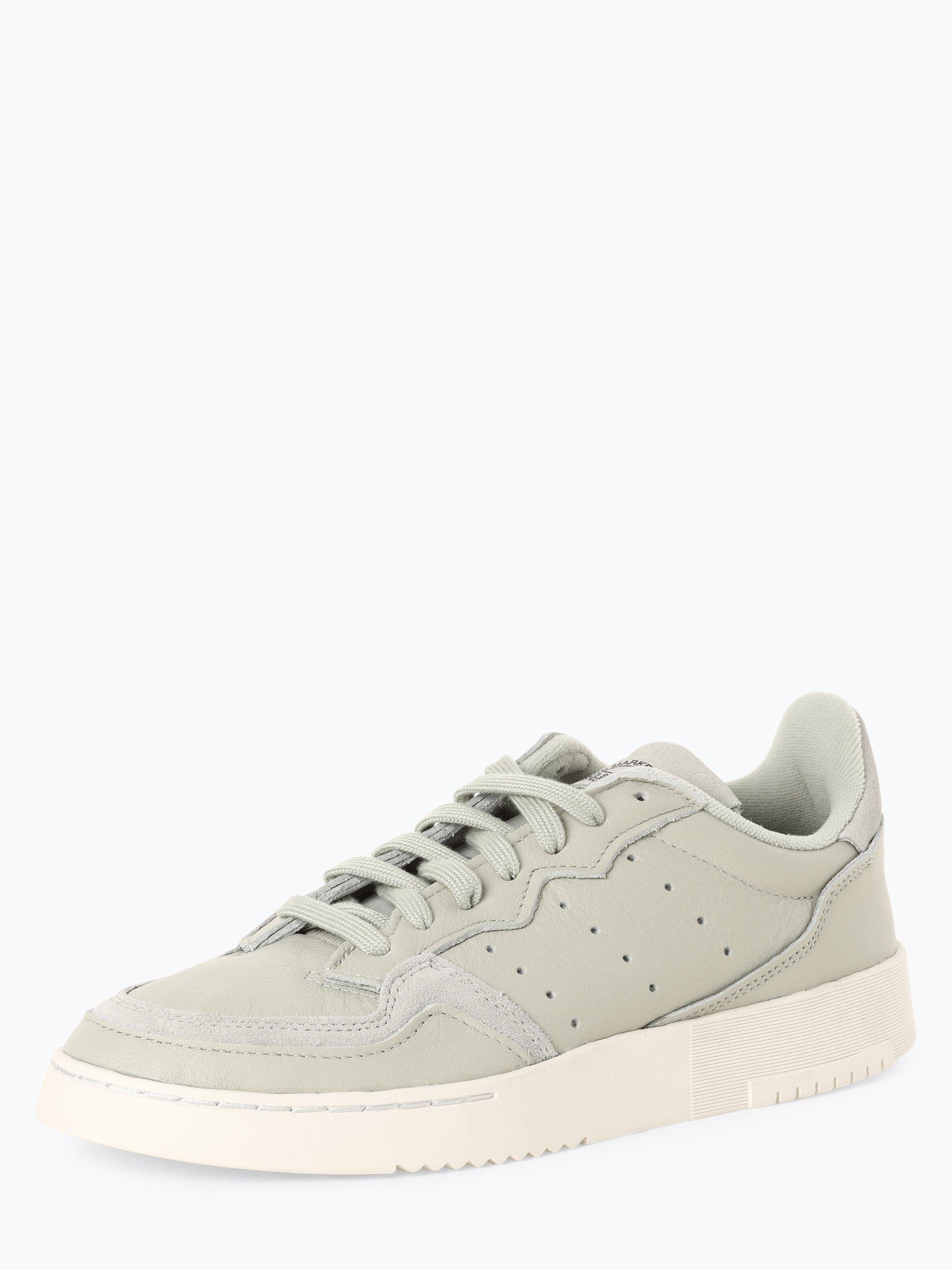 adidas Originals Damen Sneaker aus Leder - Supercourt