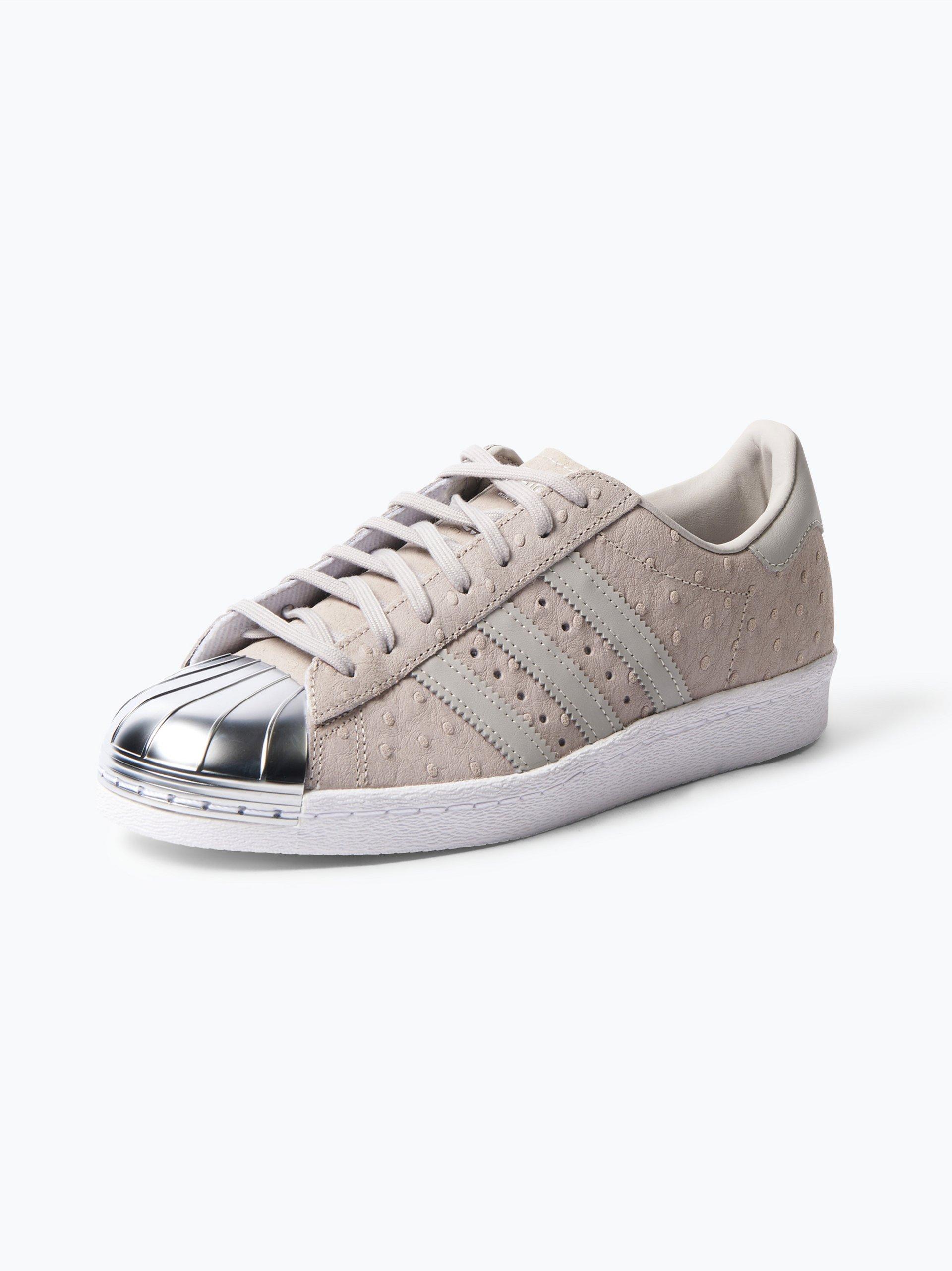 adidas originals damen sneaker aus leder superstar 80s metal beige uni online kaufen peek. Black Bedroom Furniture Sets. Home Design Ideas