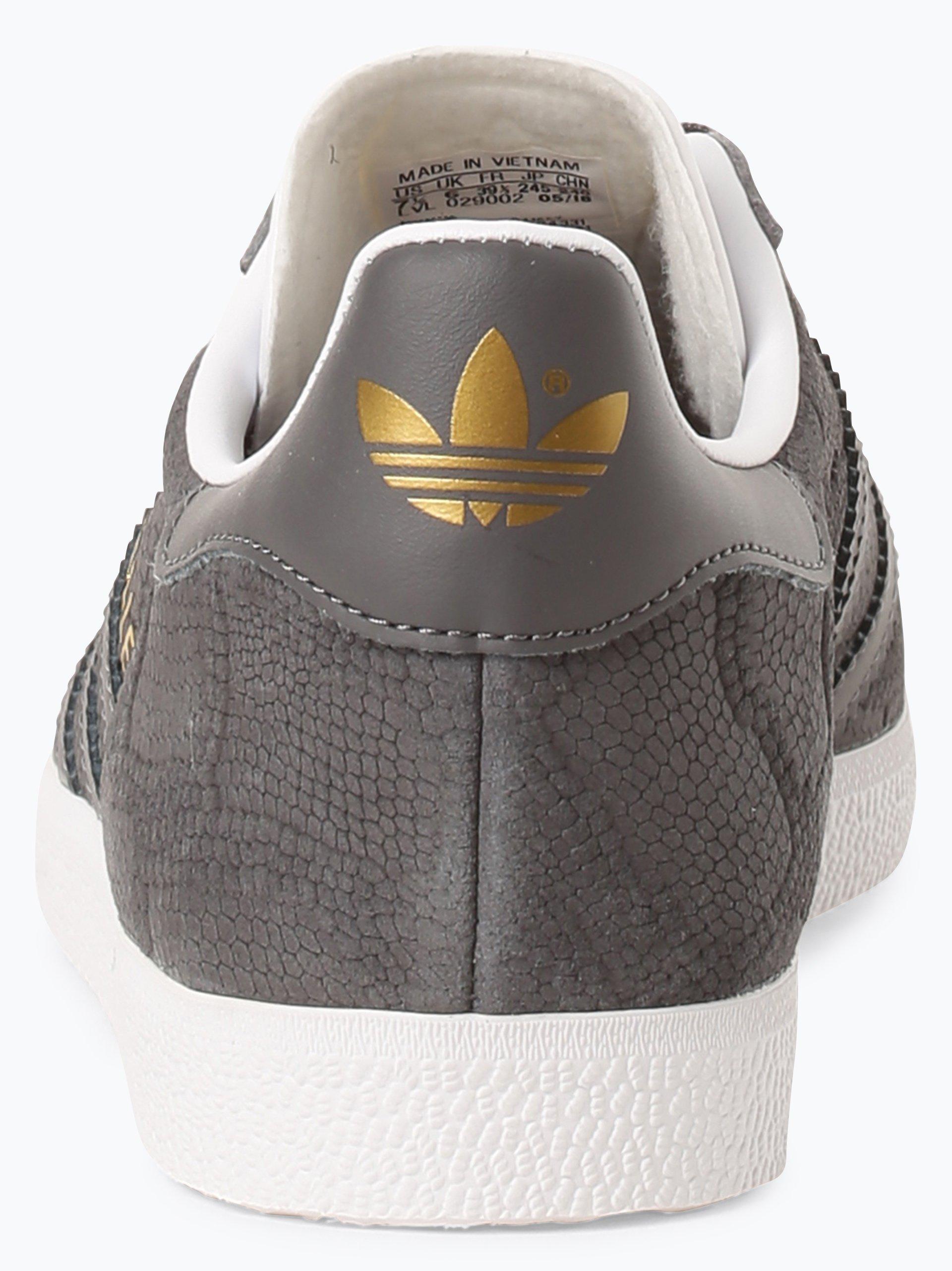 adidas Originals Damen Sneaker mit Leder-Anteil - Gazelle
