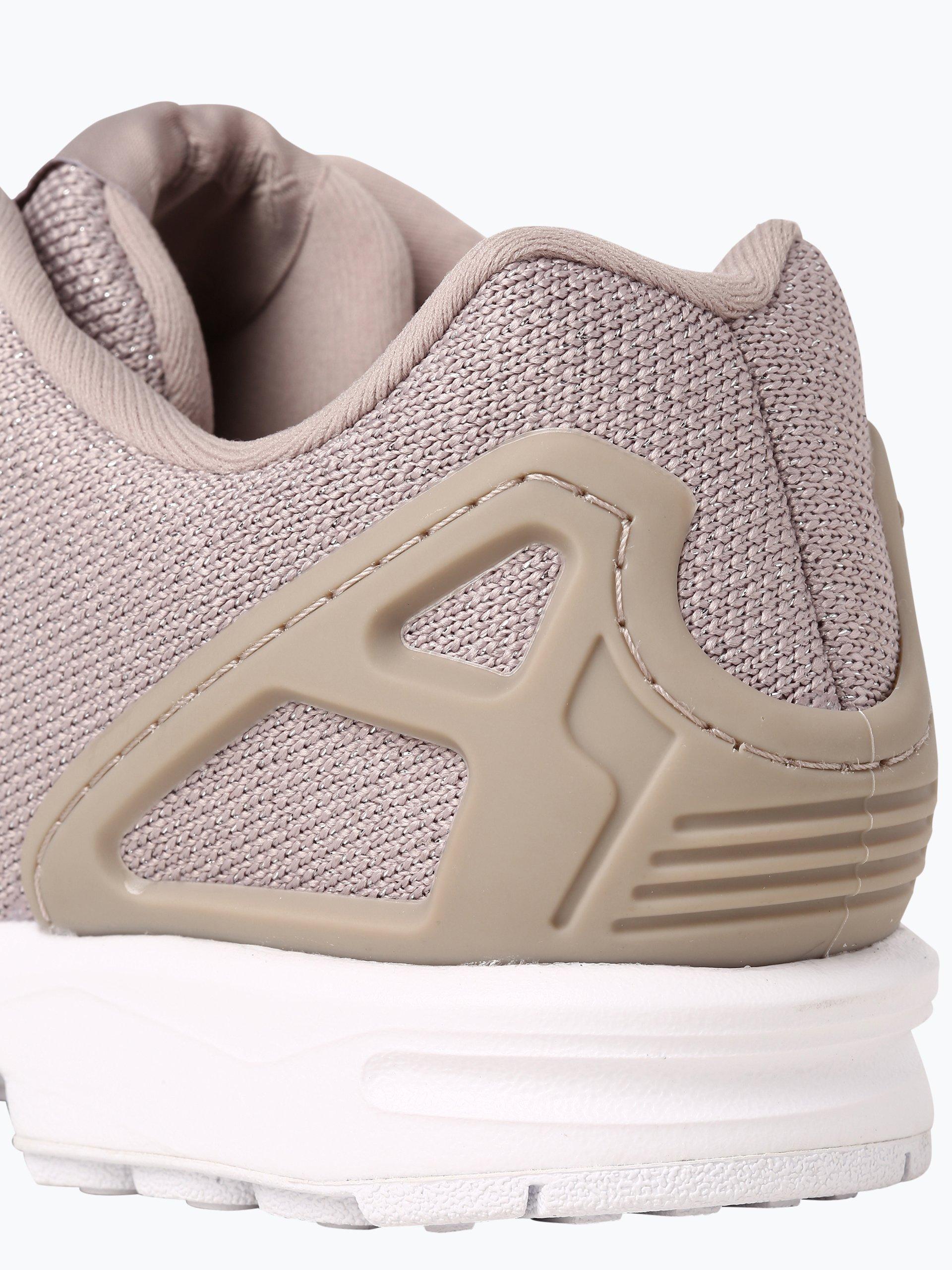 adidas damen sneaker zx flux w in grau