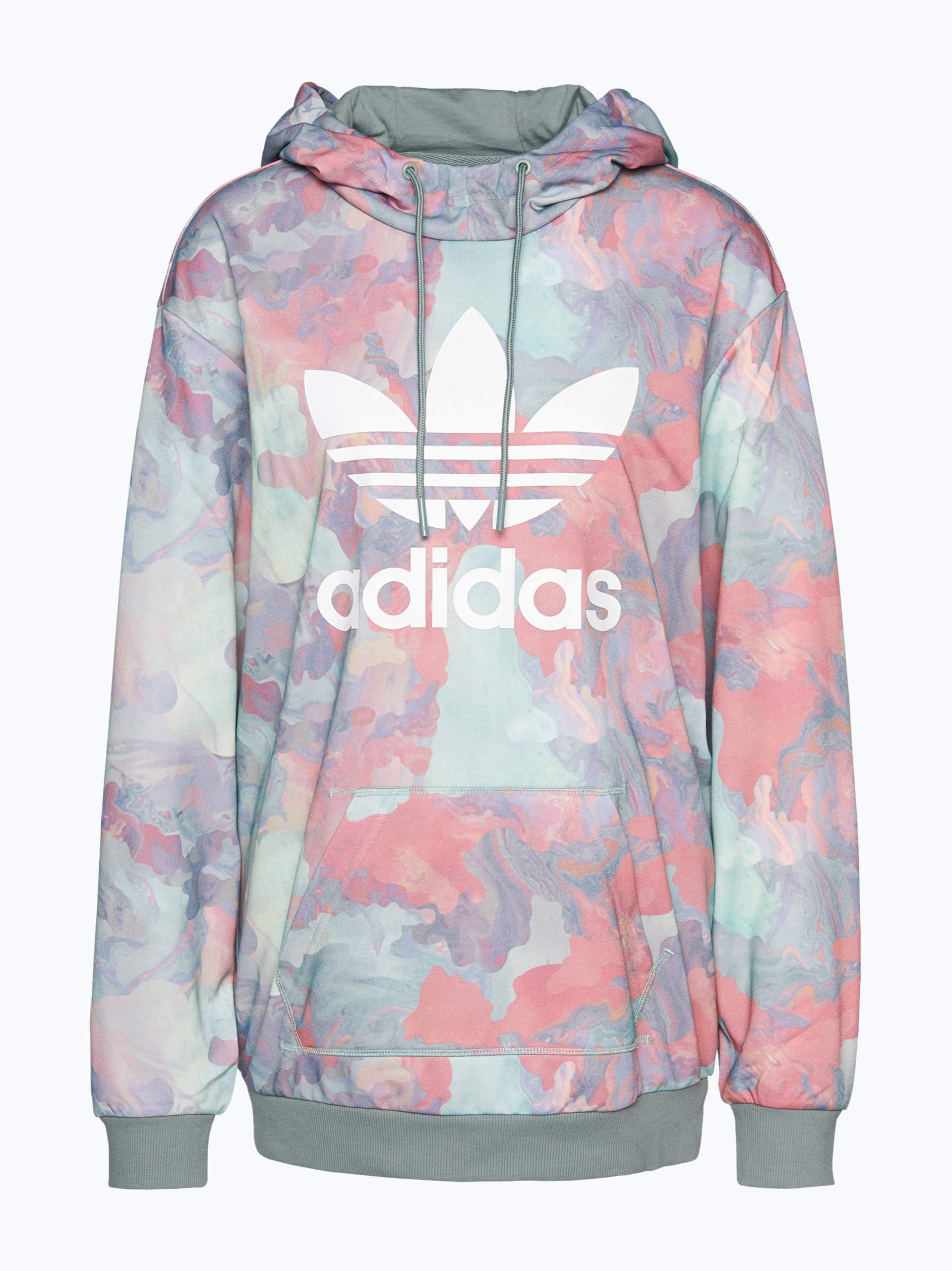 adidas originals damen sportswear sweatshirt mehrfarbig. Black Bedroom Furniture Sets. Home Design Ideas