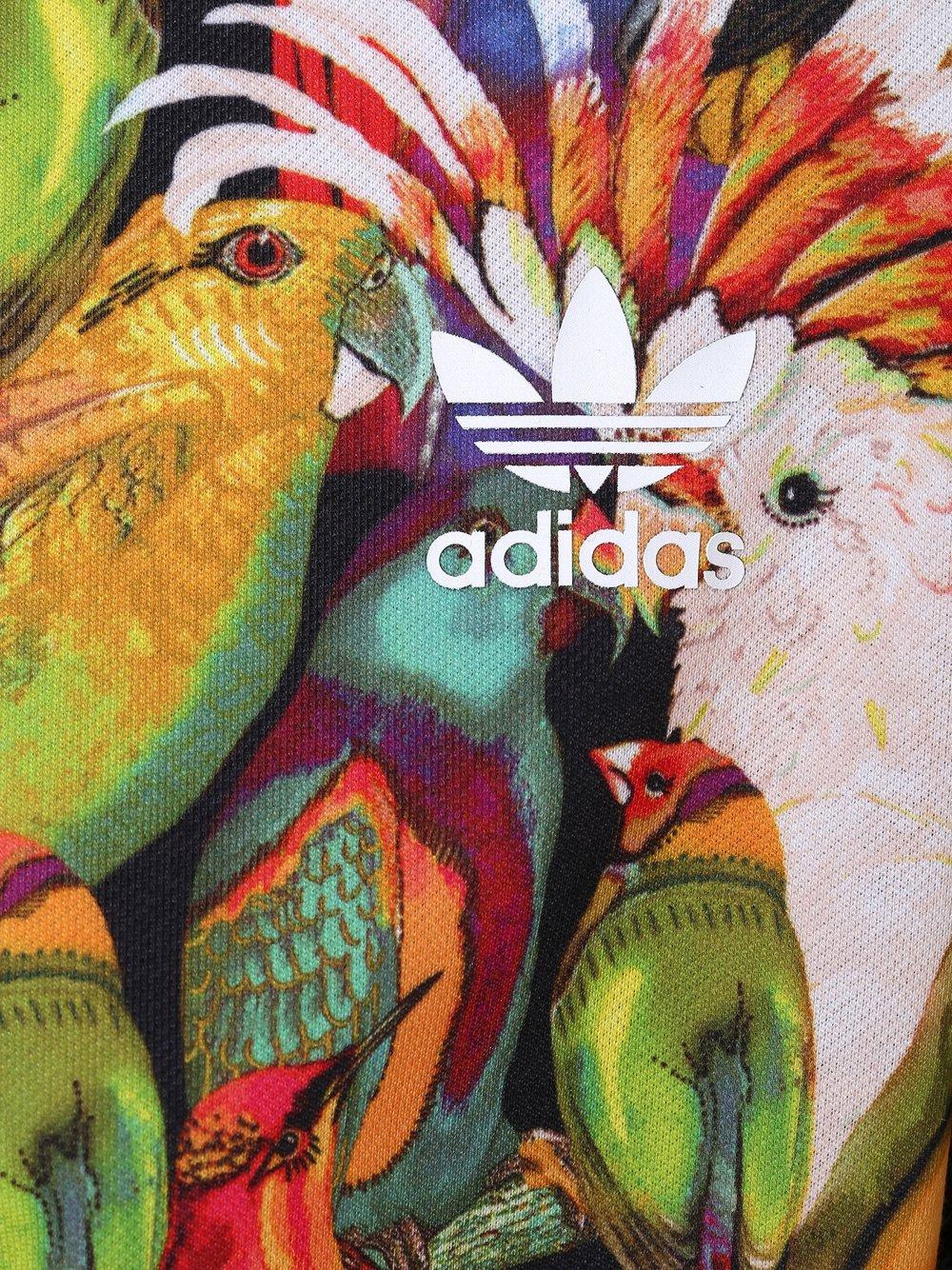 adidas Originals Damska bluza nierozpinana – Passaredo kup
