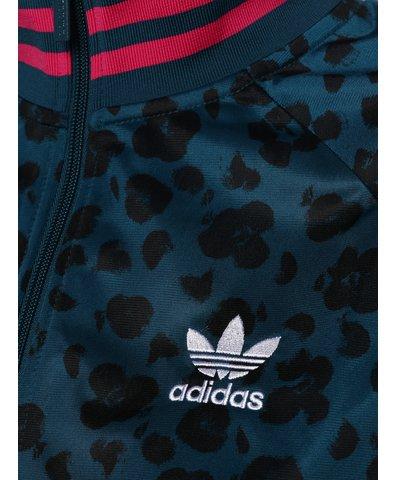 adidas Originals Damska bluza rozpinana kup online IP petrol