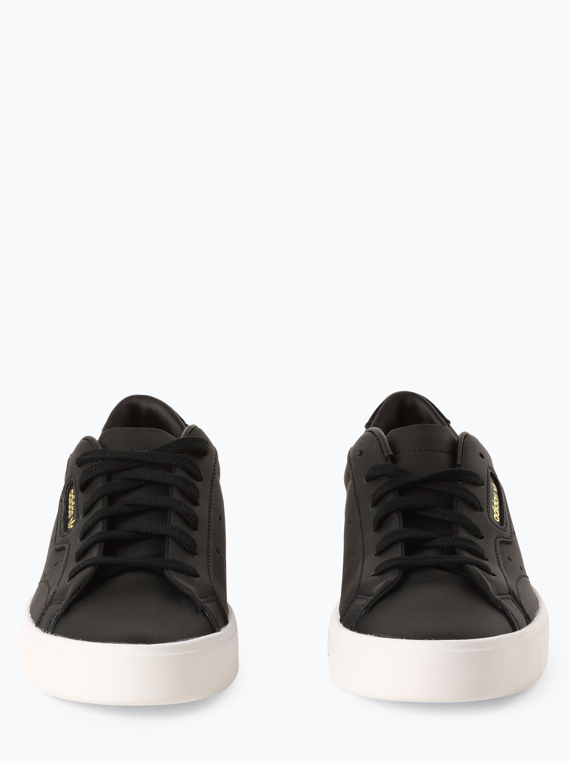 adidas Originals Damskie tenisówki ze skóry – Sleek W