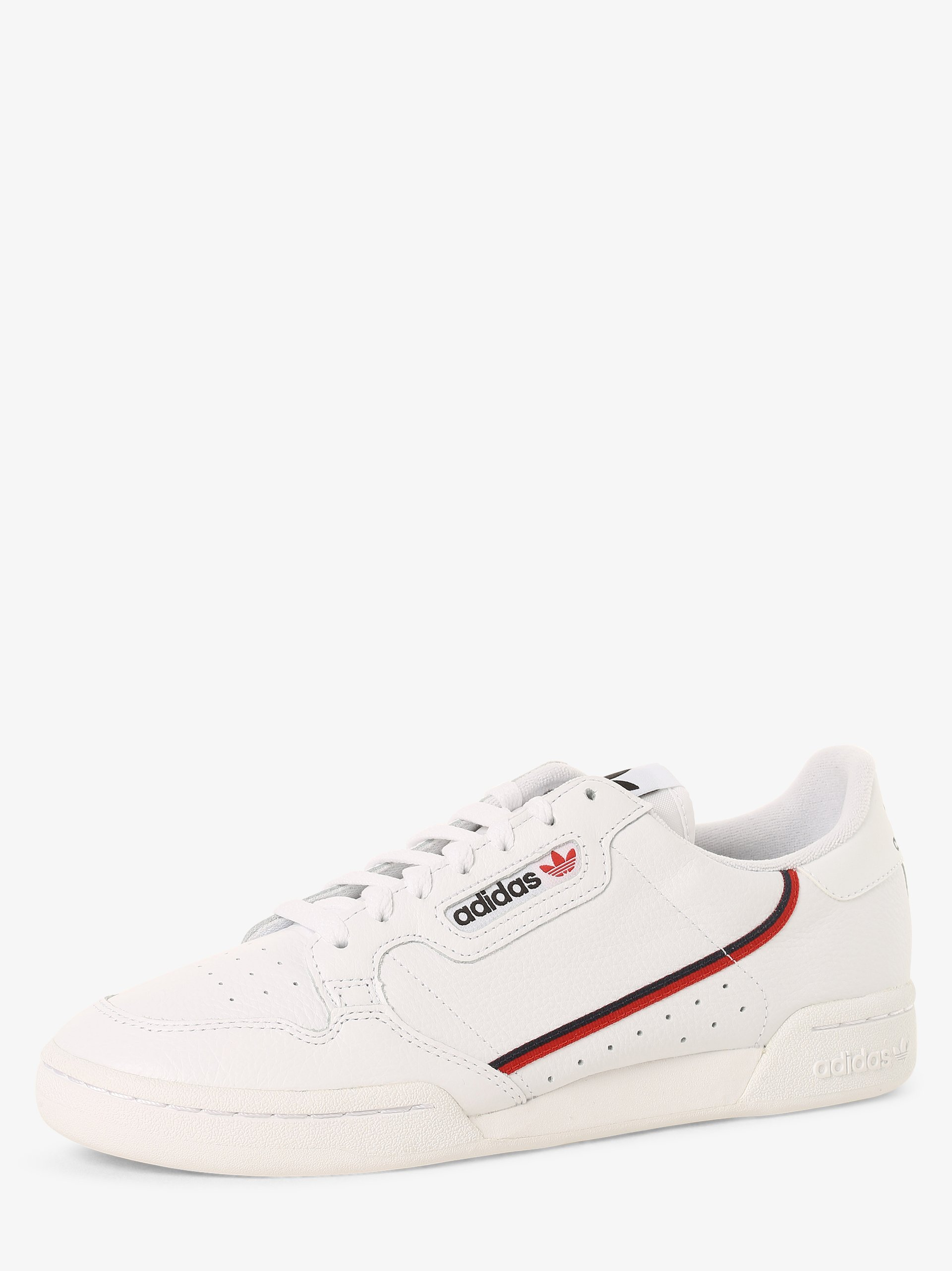 adidas Originals Herren Sneaker aus Leder - Continental 80