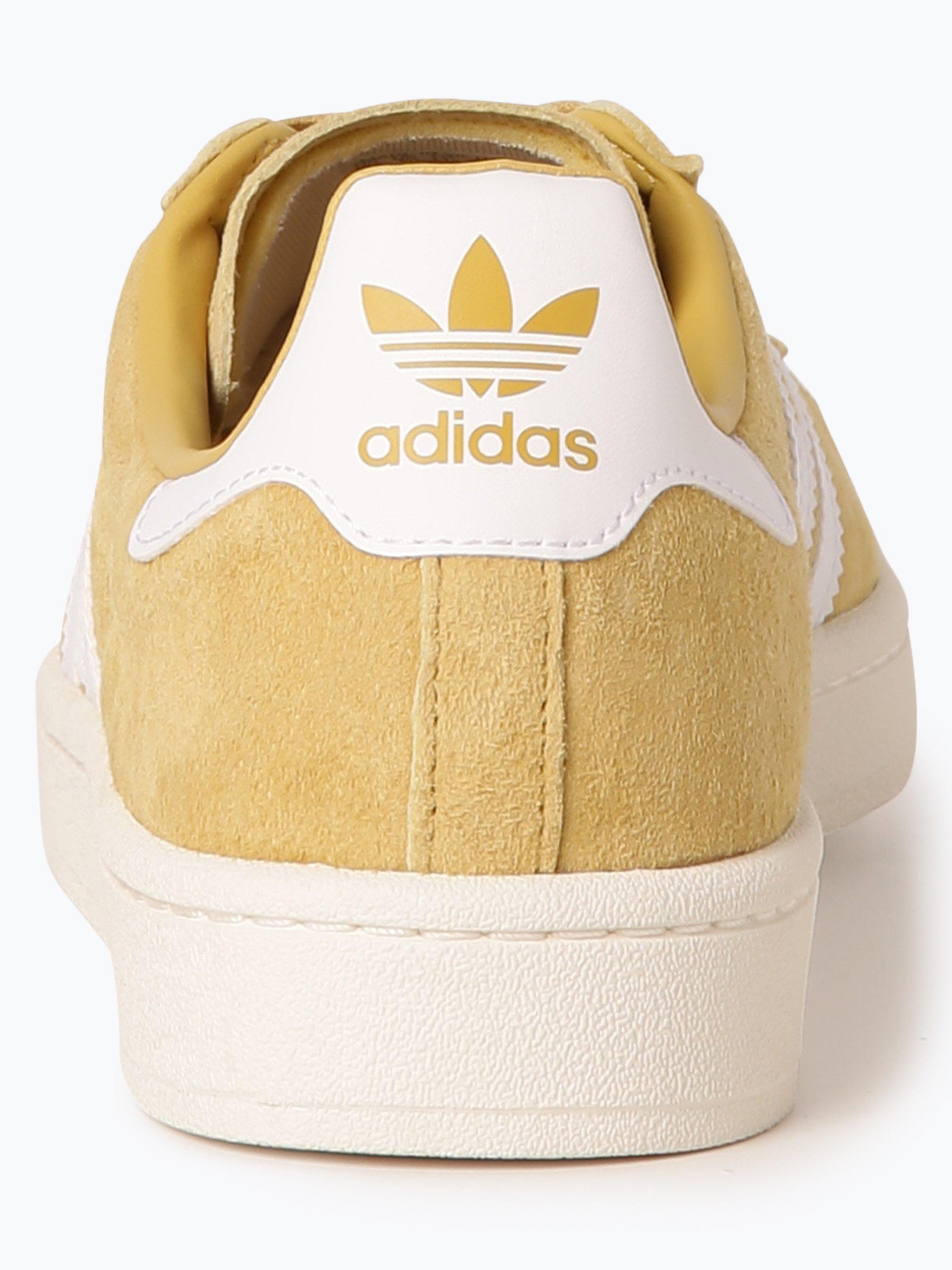adidas Originals Herren Sneaker mit Leder-Anteil - Campus