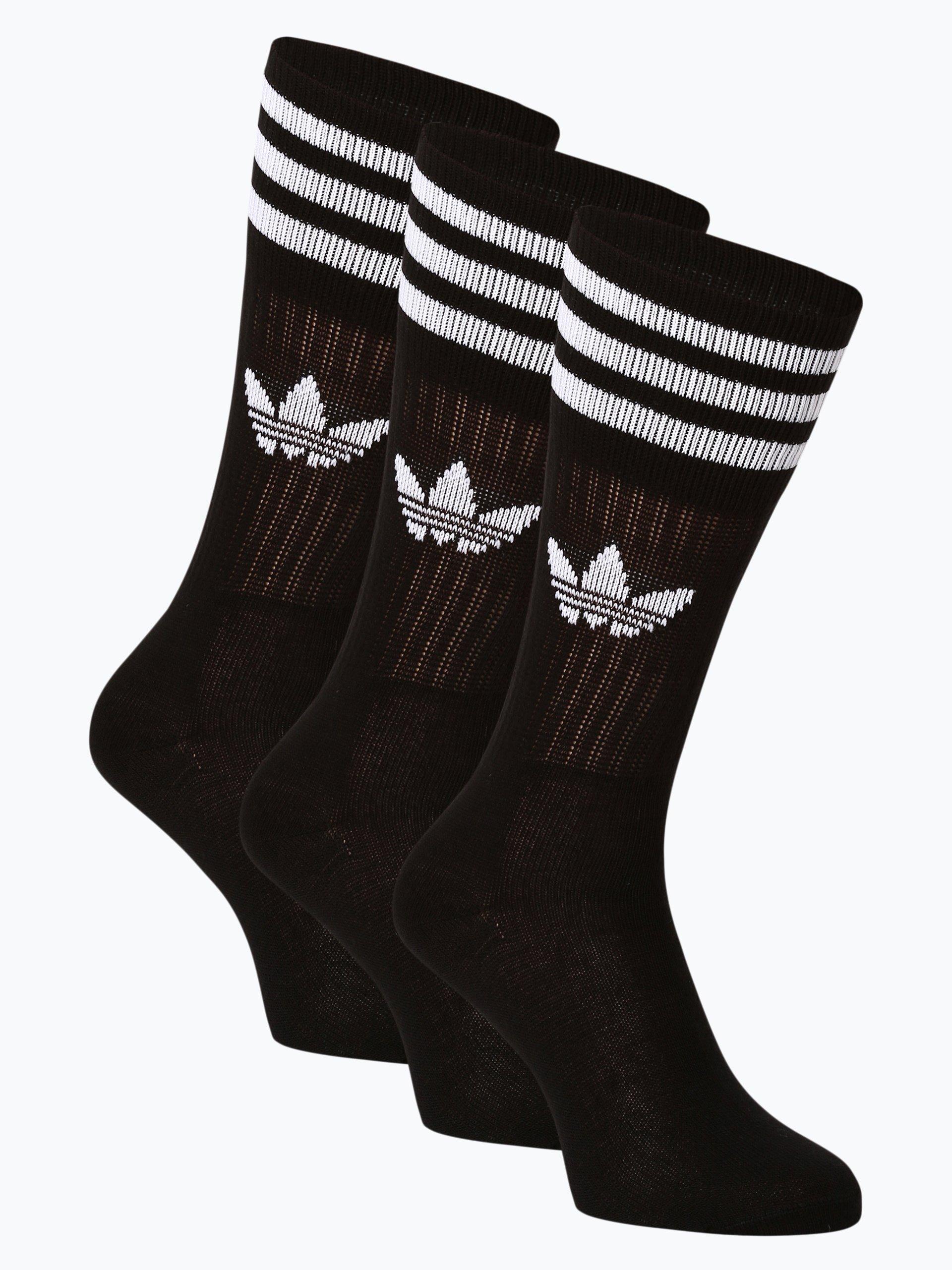 adidas Originals Skarpety damskie pakowane po 3 szt.