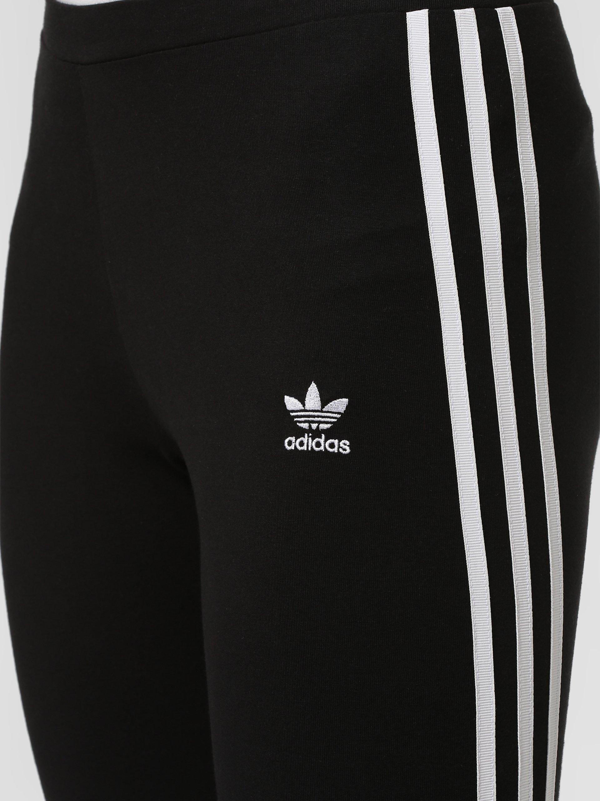 adidas Originals Sportowe legginsy damskie